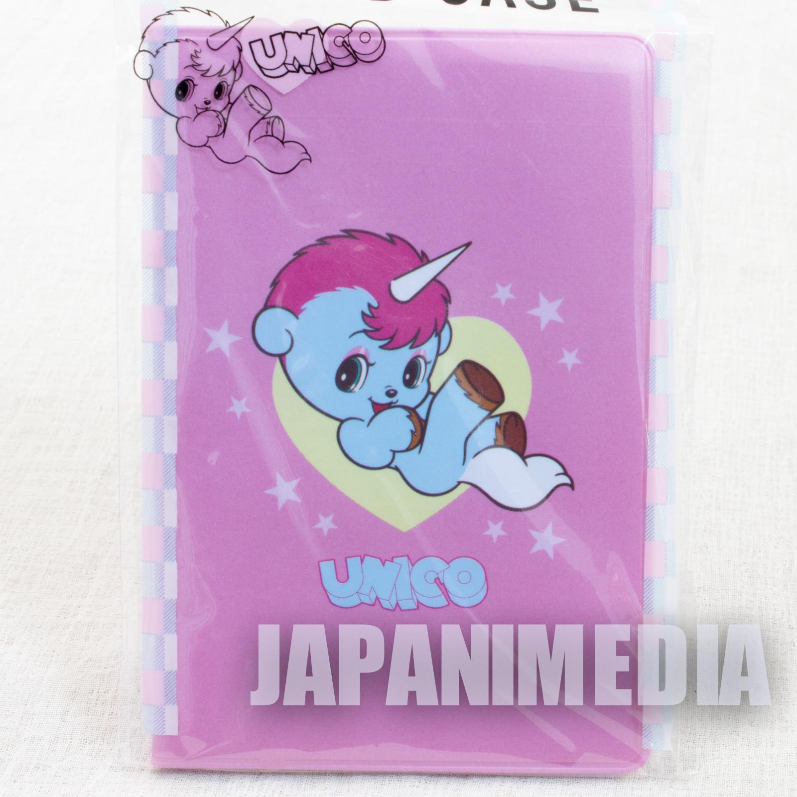 Unico ID Card Case Osamu Tezuka JAPAN ANIME