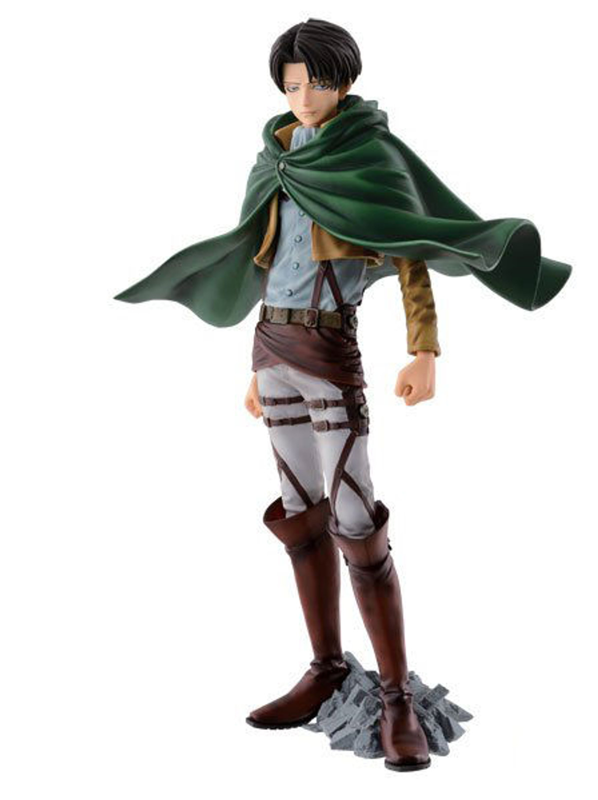 Attack on Titan Levi Master Stars Piece Figure Banpresto JAPAN ANIME