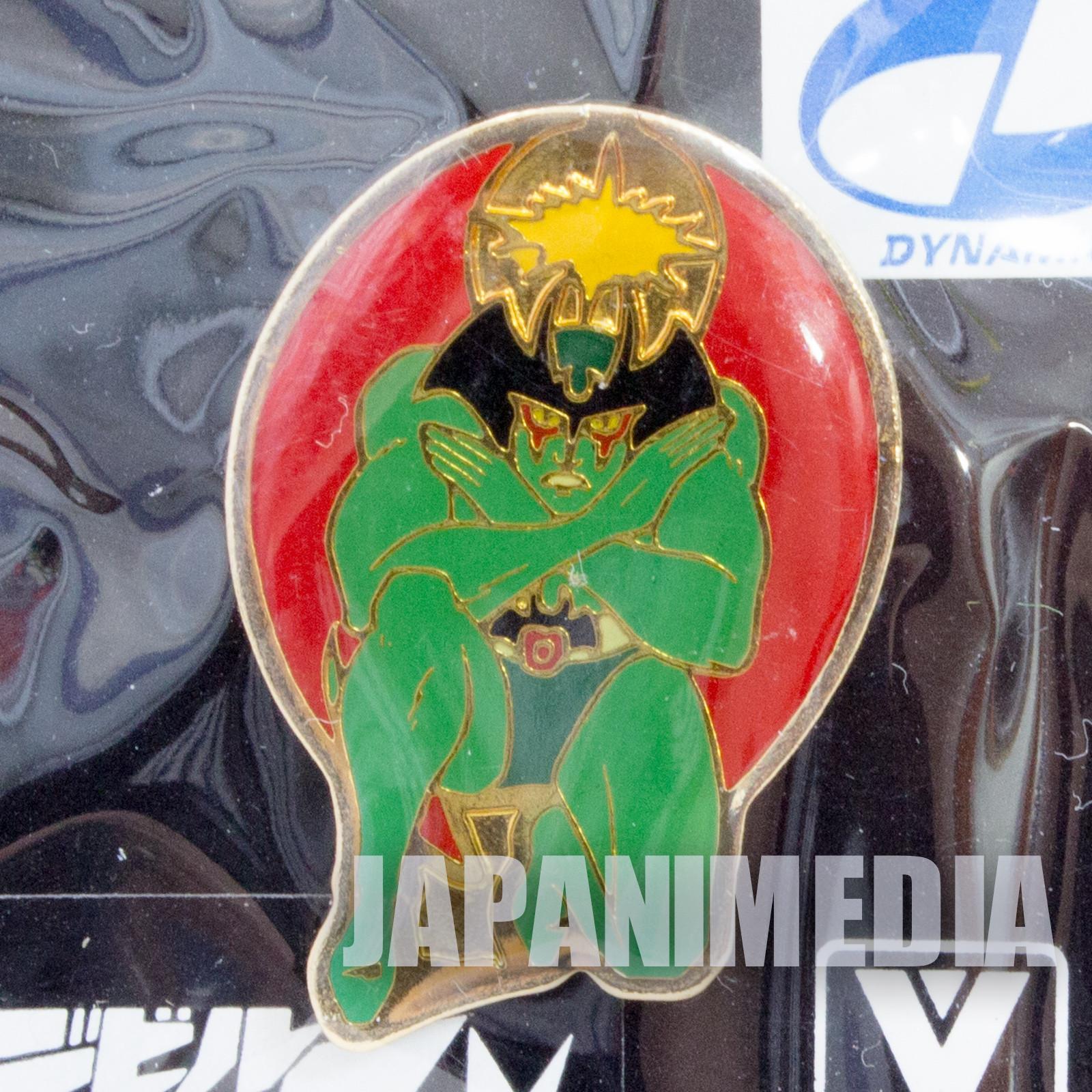 Devilman Anime ver. Pins Yutaka JAPAN ANIME MANGA NAGAI GO 2
