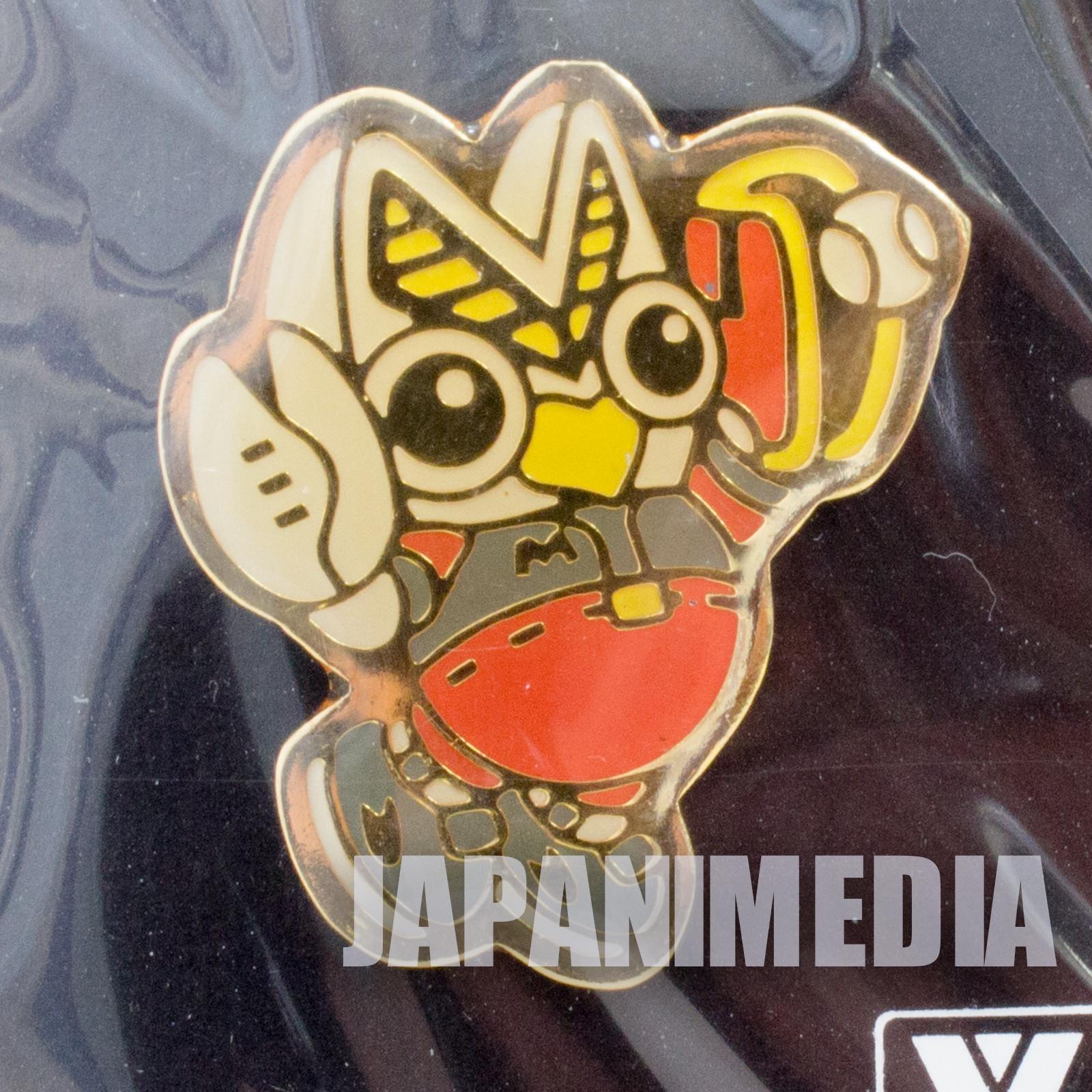 Ultraman Alien Baltan Baseball Metal Pins JAPAN TOKUSATSU ANIME
