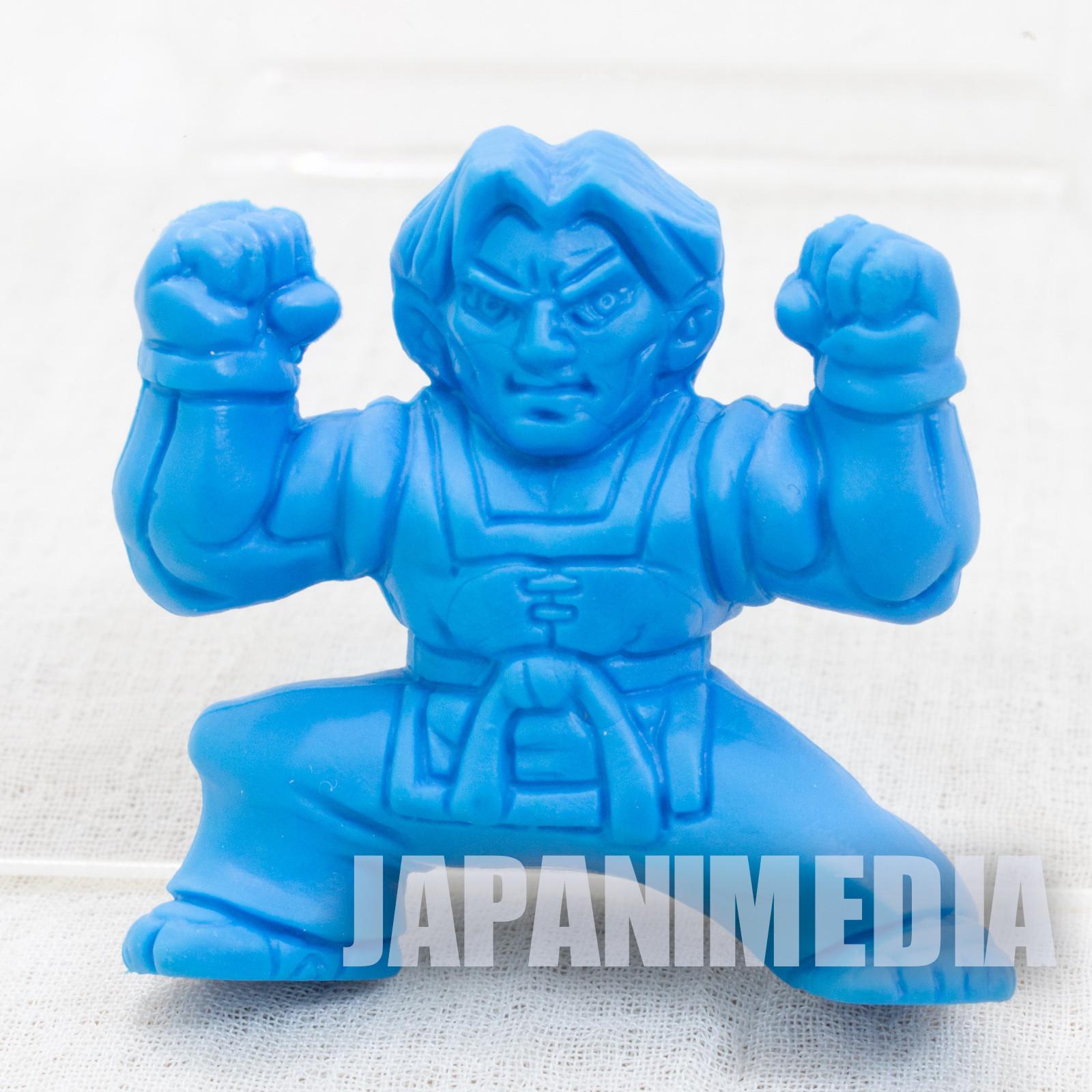 RARE! Fatal Fury / King of Fighters Kim Kaphwan Mini Rubber Figure SNK 1992