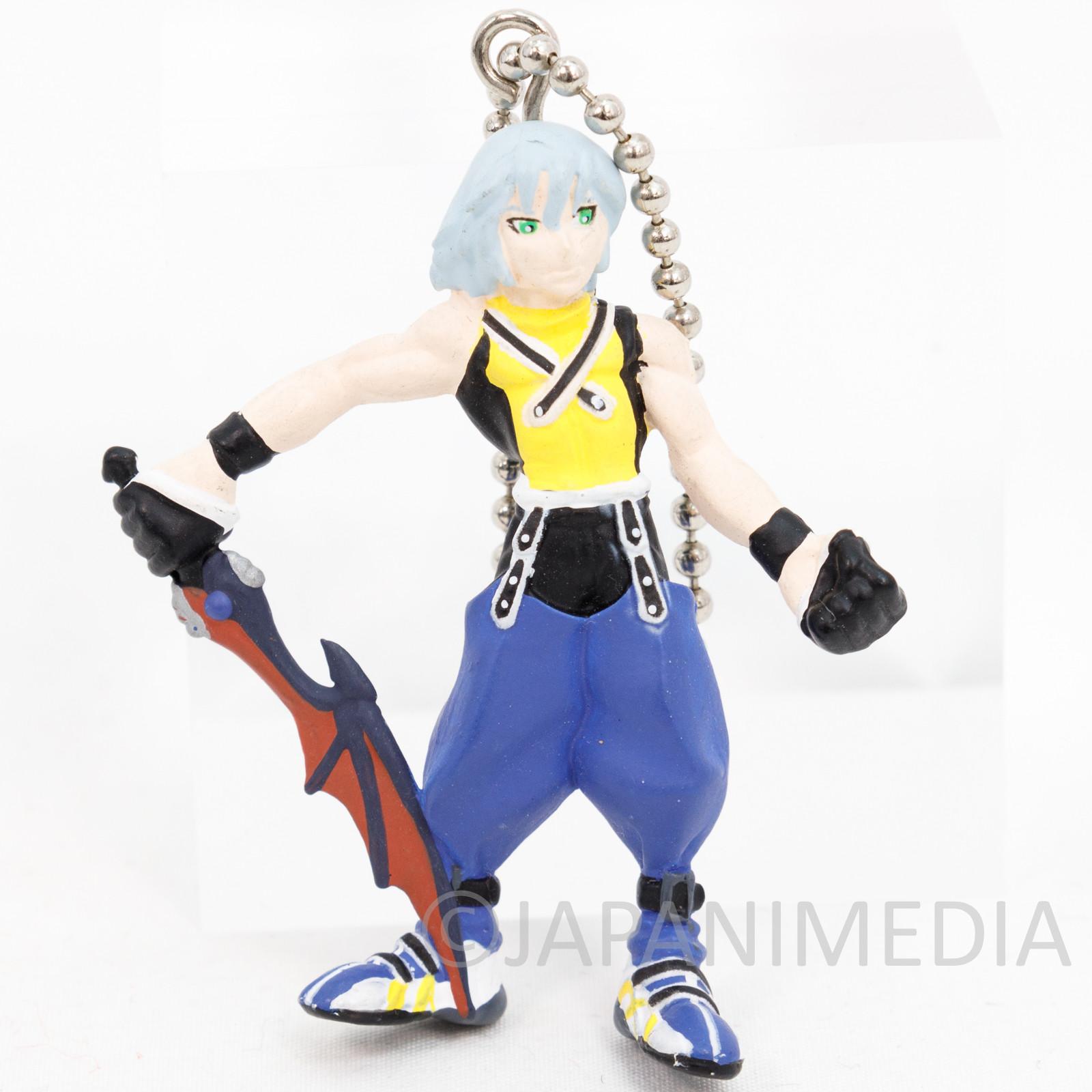 Kingdom Hearts RIKU Mini Figure Ballchain Square Enix JAPAN