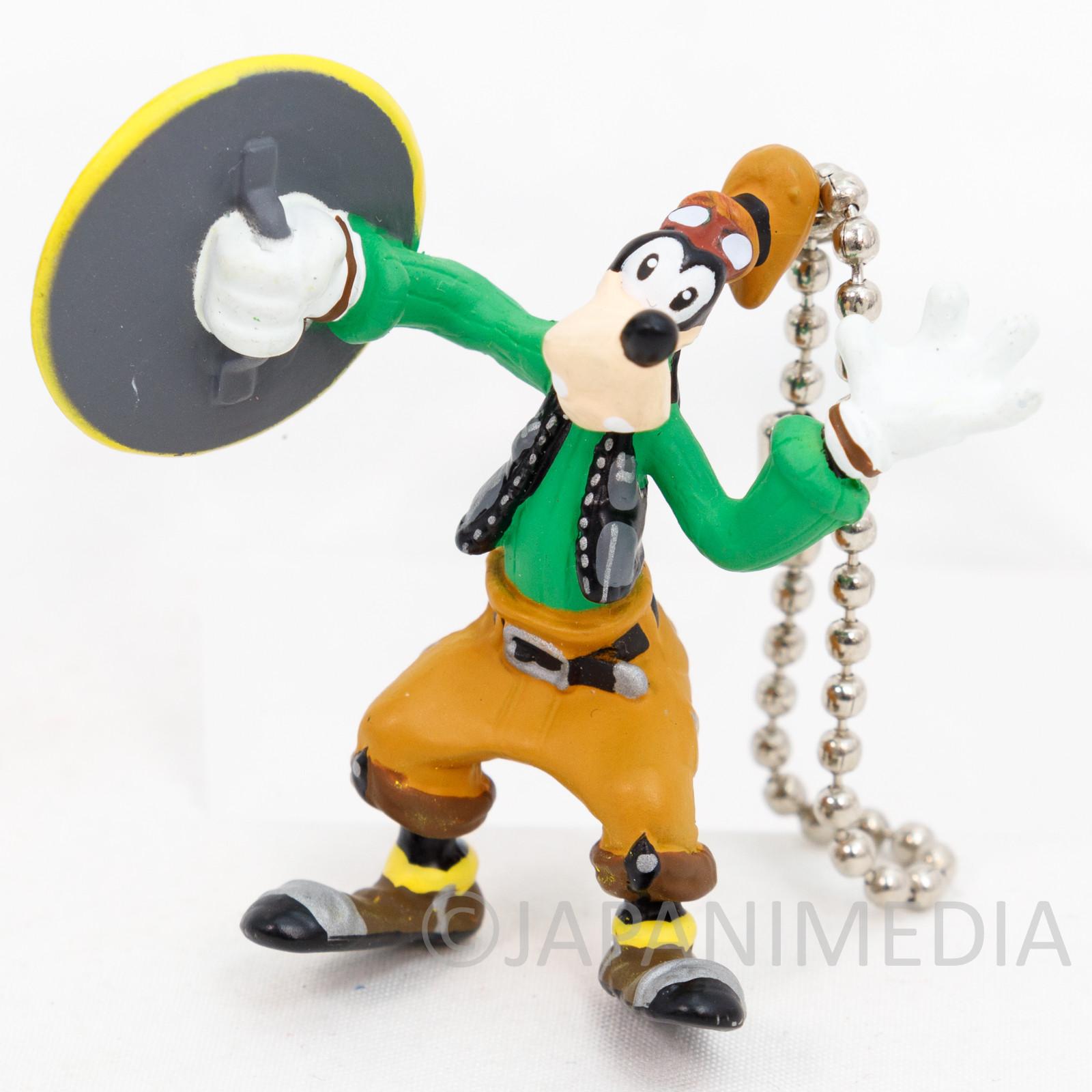 Kingdom Hearts GOOFY Mini Figure Ballchain Square Enix JAPAN