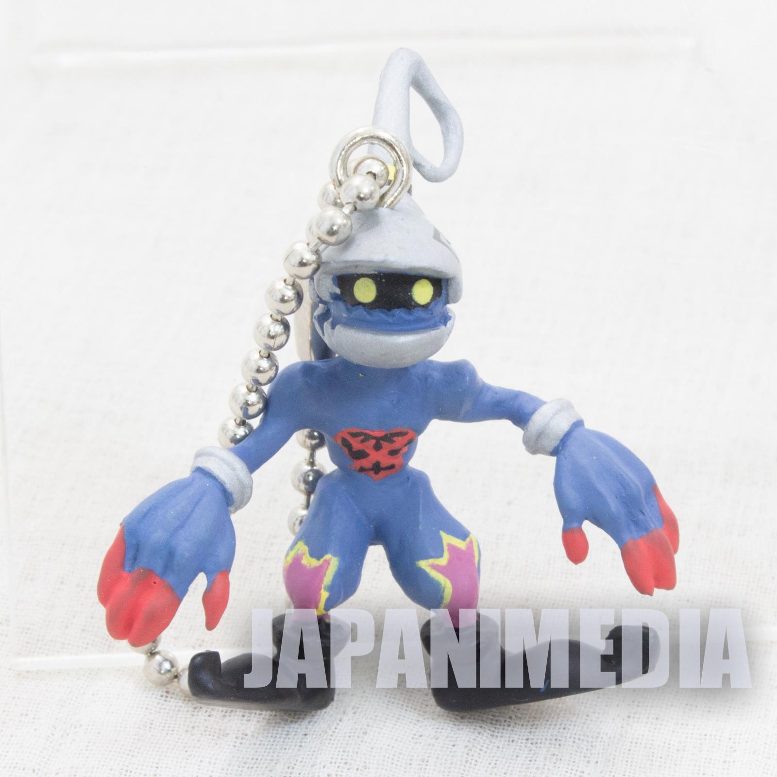 Kingdom Hearts SOLDIER Mini Figure Ballchain Square Enix JAPAN