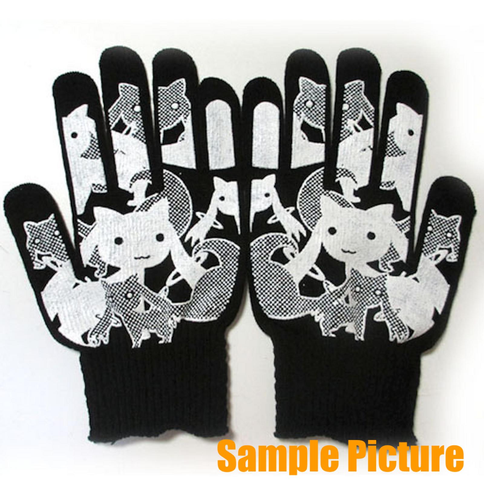 Puella Magi Magica Madoka Kyubey New Nippon Working Glove ANIME MANGA