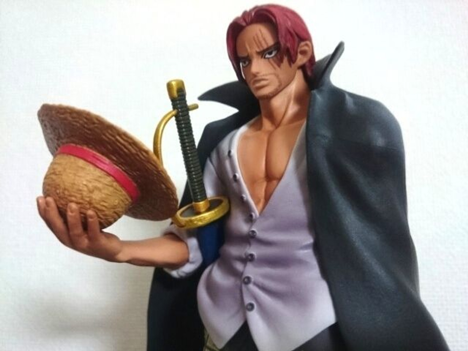 ONE PIECE SHANKS Figure Ichiban Kuji B Prize Banpresto JAPAN ANIME JUMP