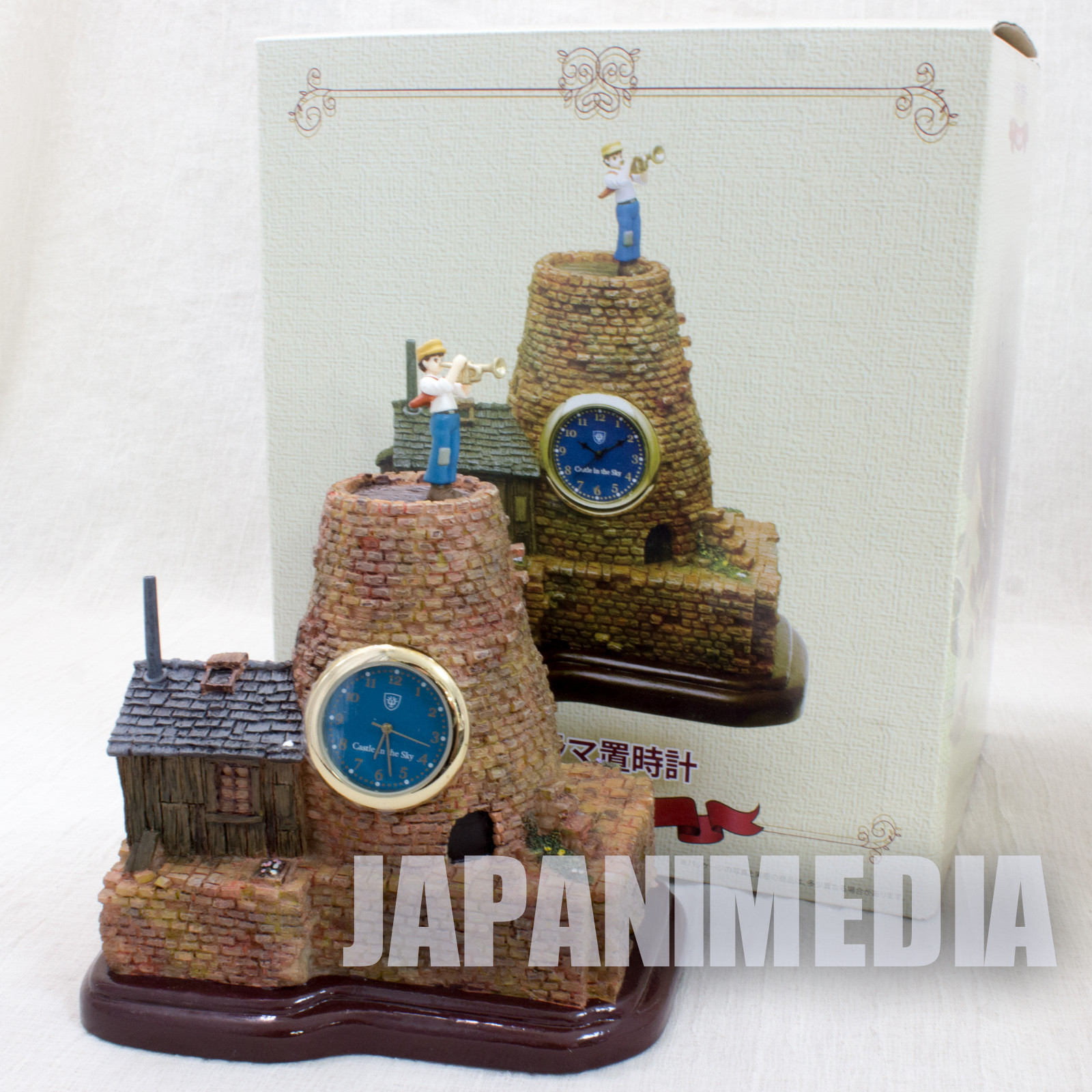RARE Castle in the Sky Puzu's House Clock Ghibli Hayao Miyazaki JAPAN