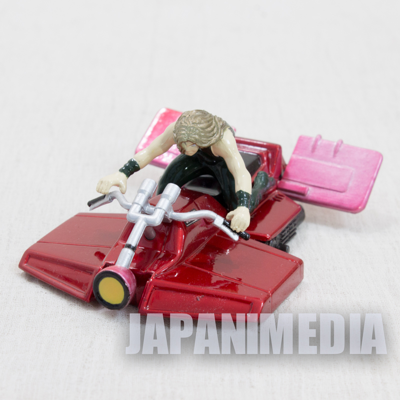 Space Adventure Cobra COBRA Non Orthopedic Cosmo Bike Figure