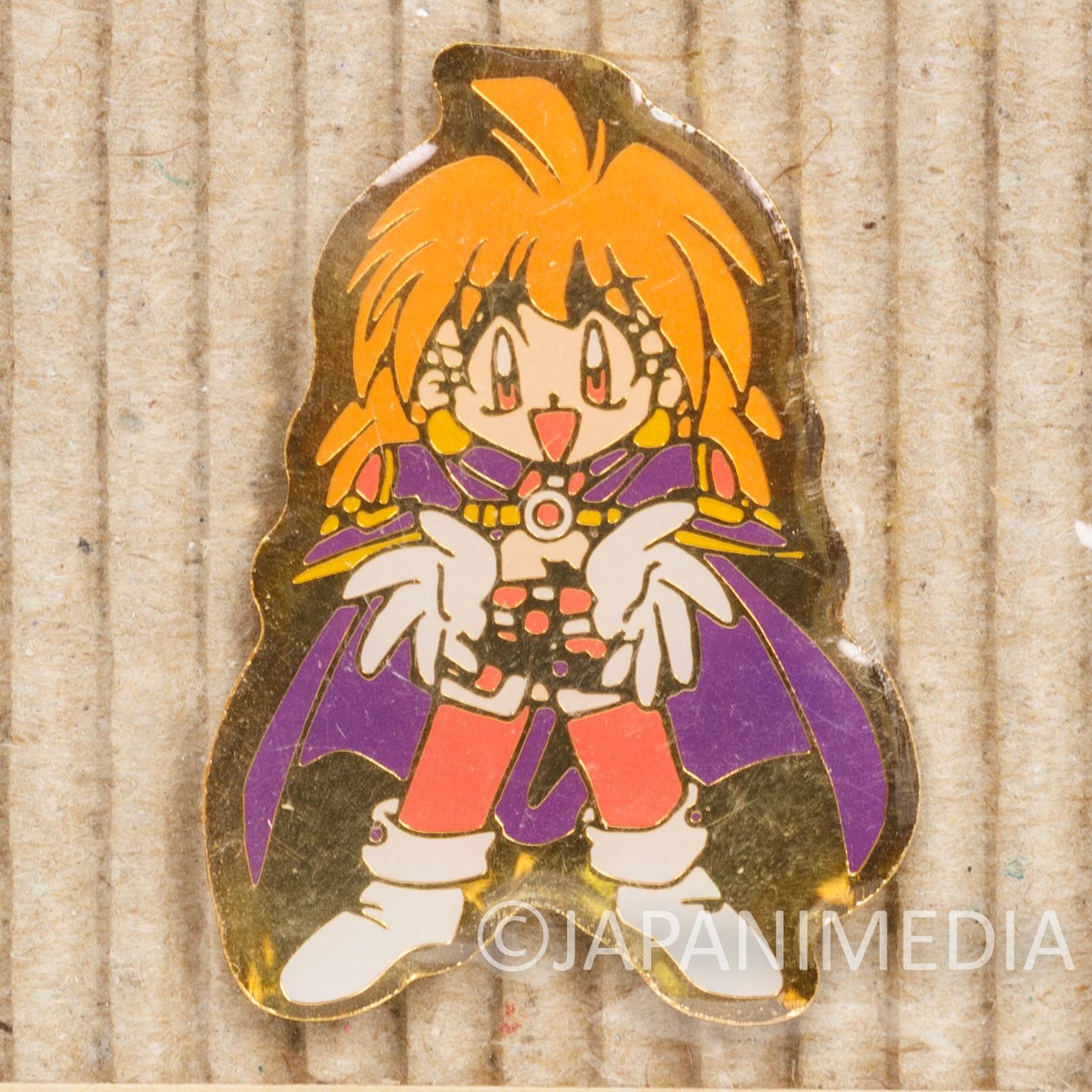 Slayers Next Metal Pins Lina Inverse JAPAN ANIME MANGA