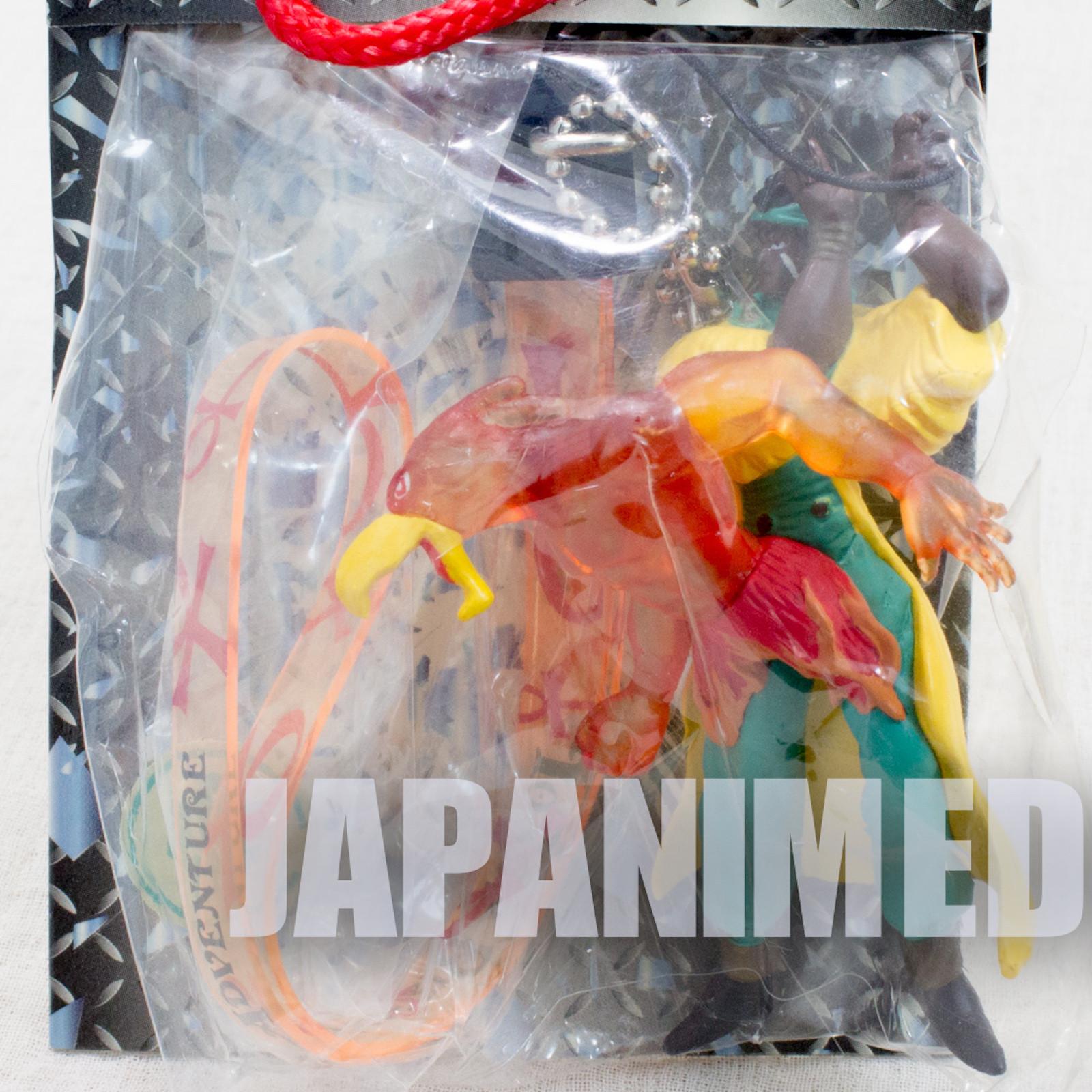 JoJo's Bizarre Adventure Muhammad Avdol Figure Strap JAPAN ANIME