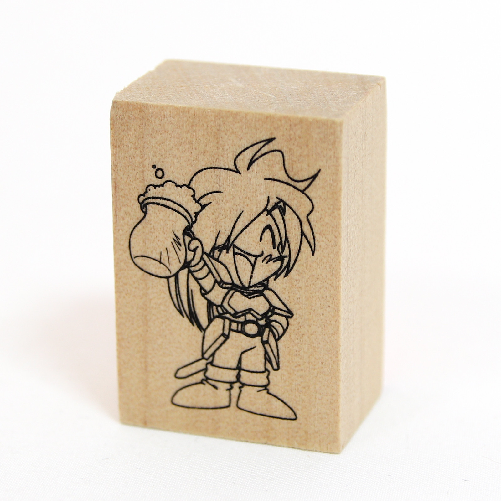 Slayers TRY Gourry Stamp JAPAN ANIME