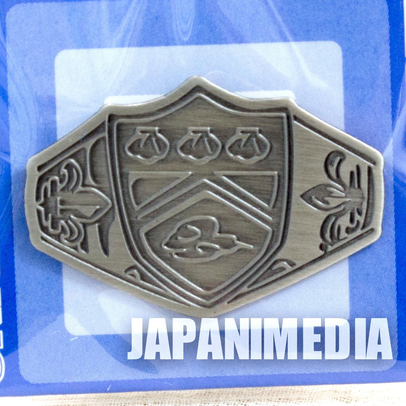 Katekyo Hitman REBORN! Cloud RIng Metal Pins JAPAN ANIME WEEKLY JUMP