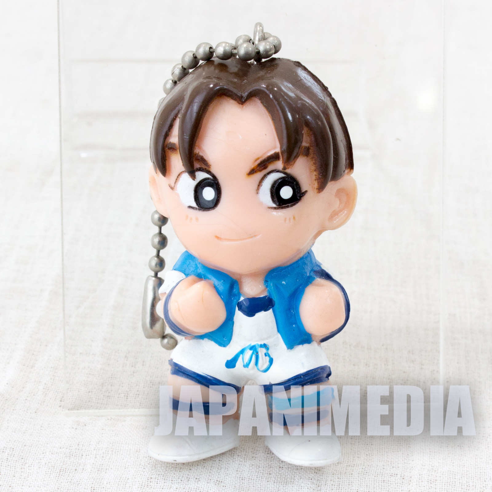 KOF King of Fighters Sie Kensou Figure Key Chain SNK JAPAN