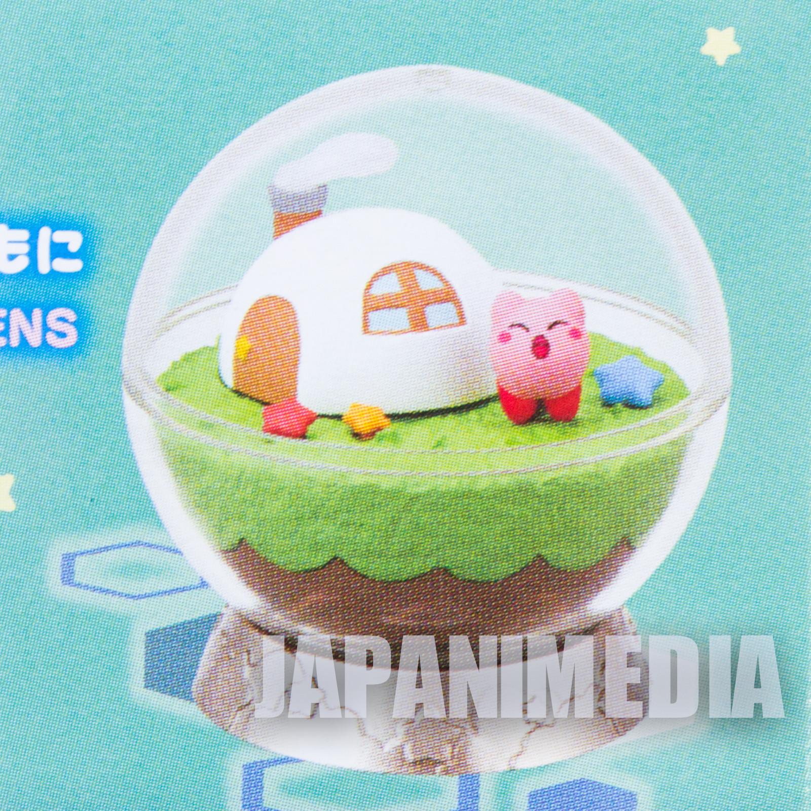 Kirby Super Star Terrarium Collection Figure #1 Green Greens JAPAN