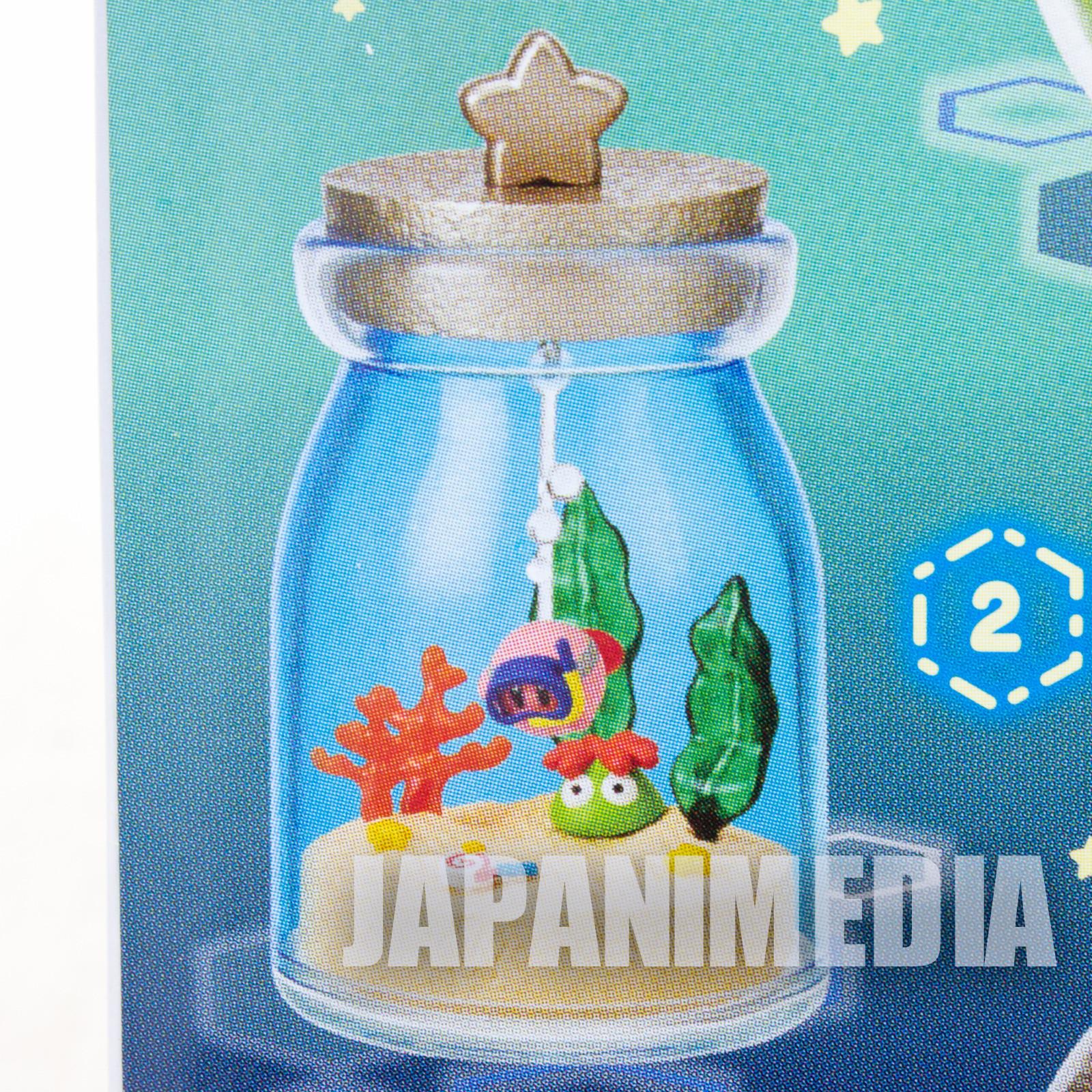 Kirby Super Star Terrarium Collection Figure #2 Float Islands JAPAN