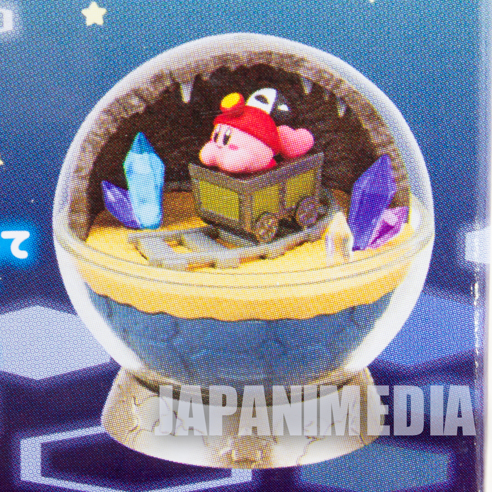 Kirby Super Star Terrarium Collection Figure #3 The Great Cave Offensive JAPAN