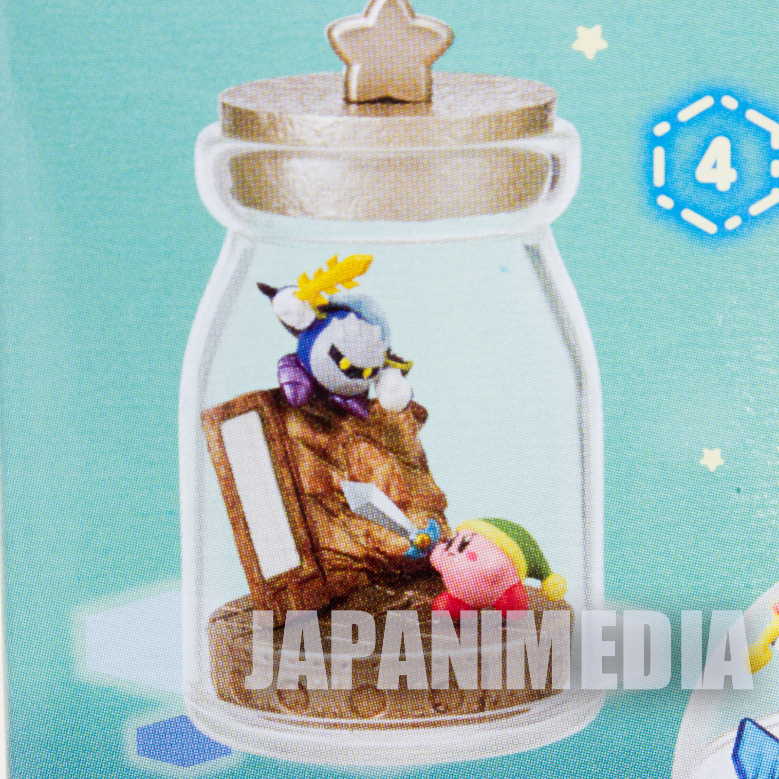 Kirby Super Star Terrarium Collection Figure #4 Final Wars JAPAN
