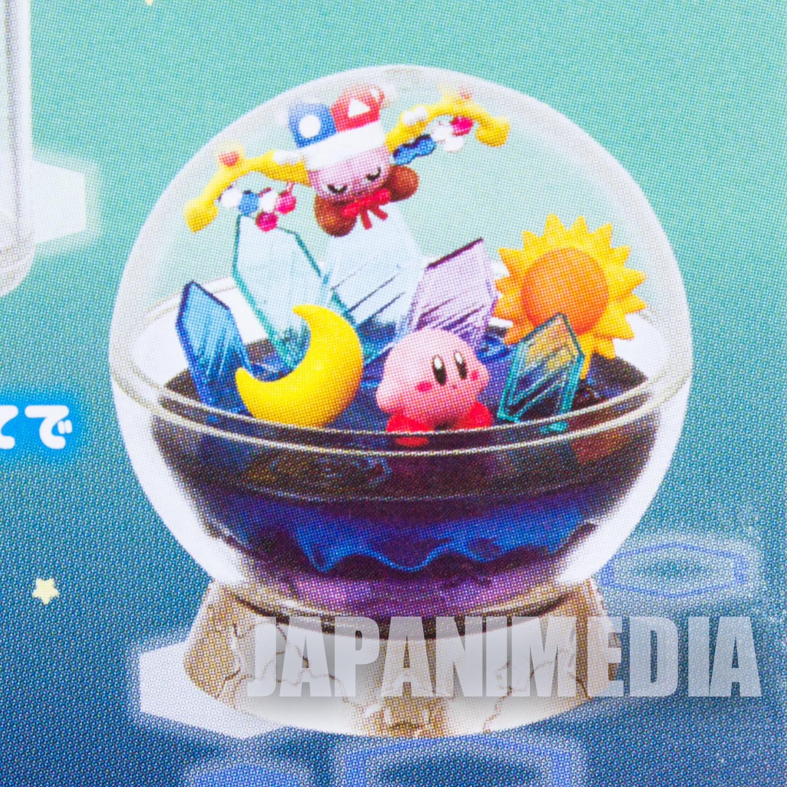 Kirby Super Star Terrarium Collection Figure #5 Nova JAPAN