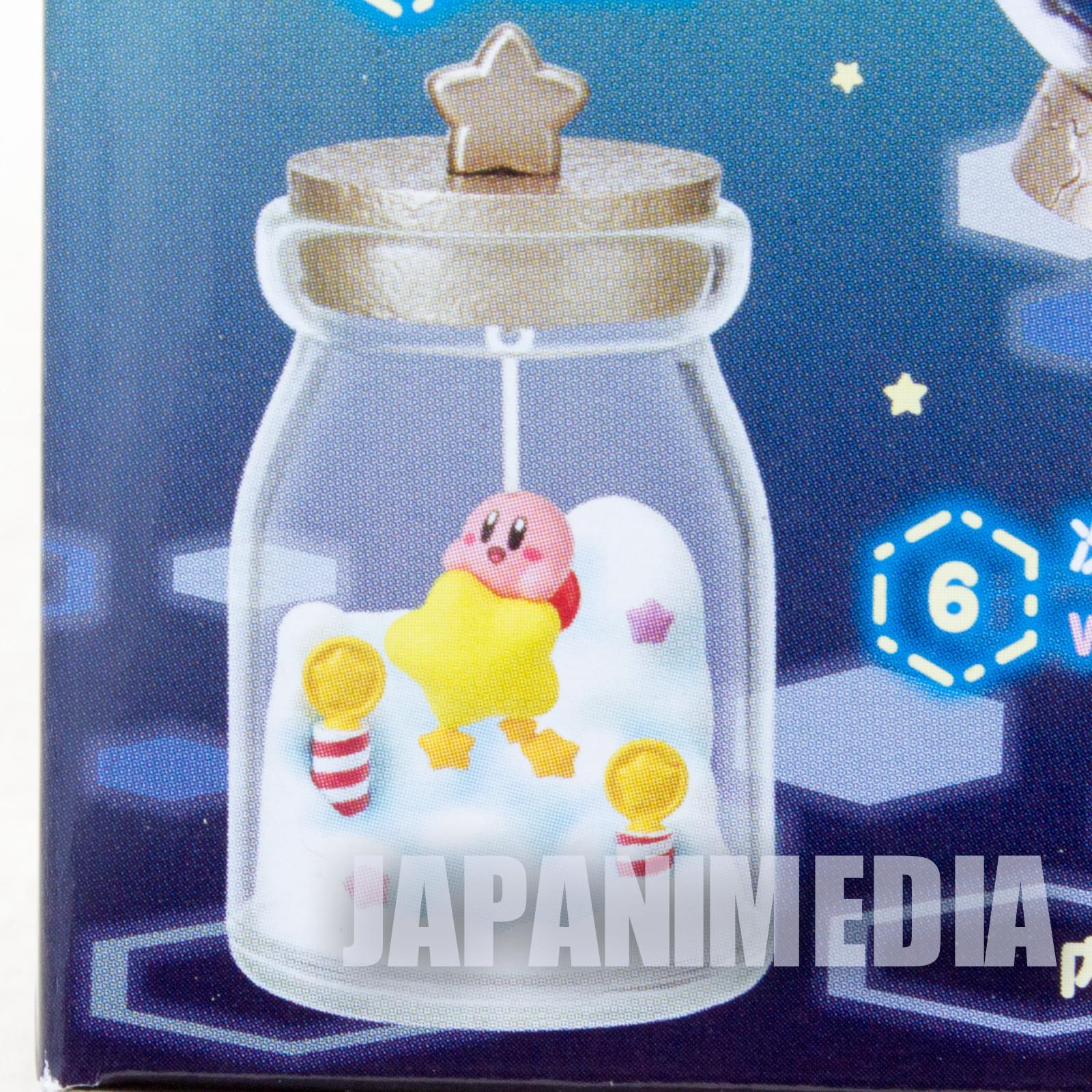 Kirby Super Star Terrarium Collection Figure #6 Warp Star JAPAN