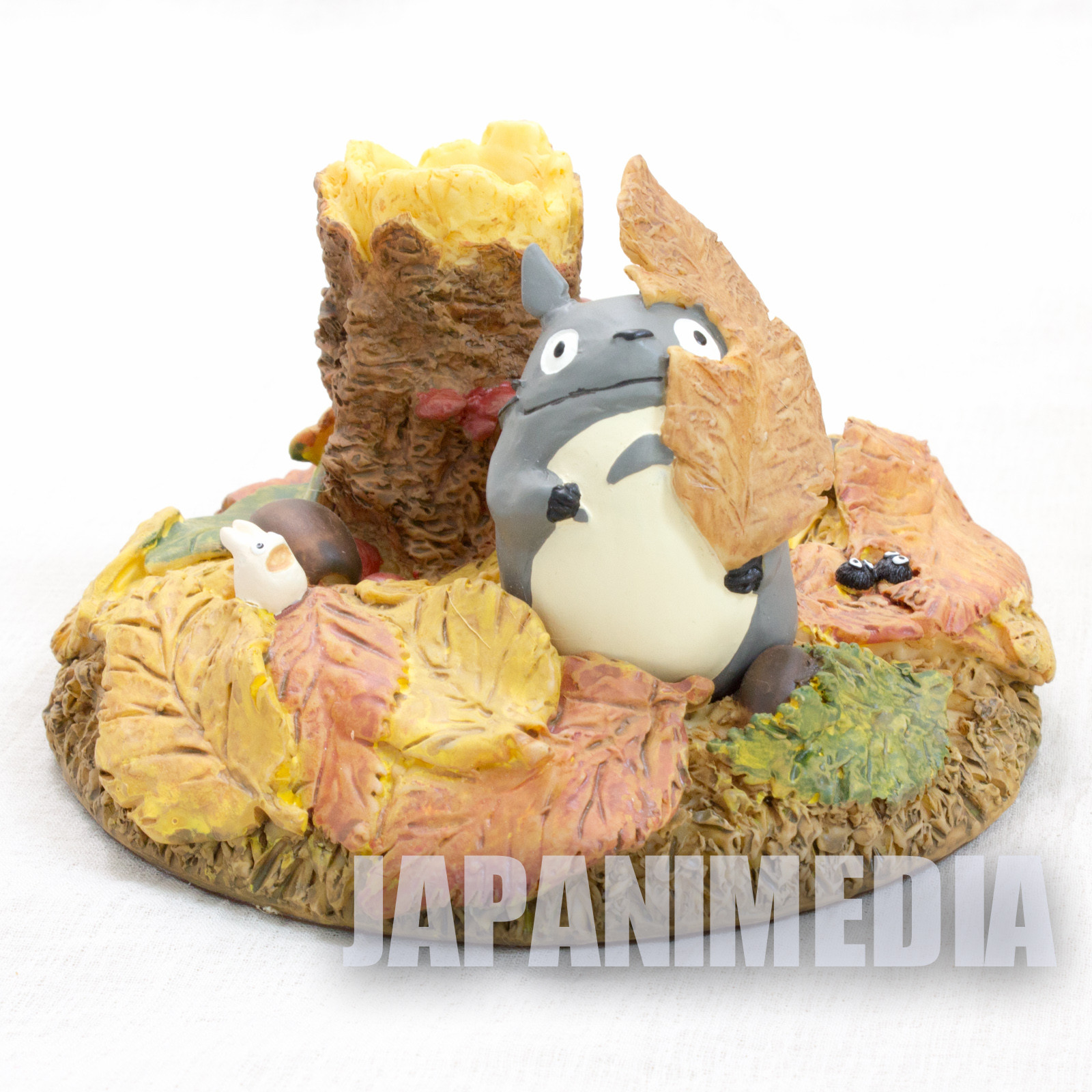 My Neighbor Totoro Diorama Figure Vase for one Flower Ghibli JAPAN ANIME 2