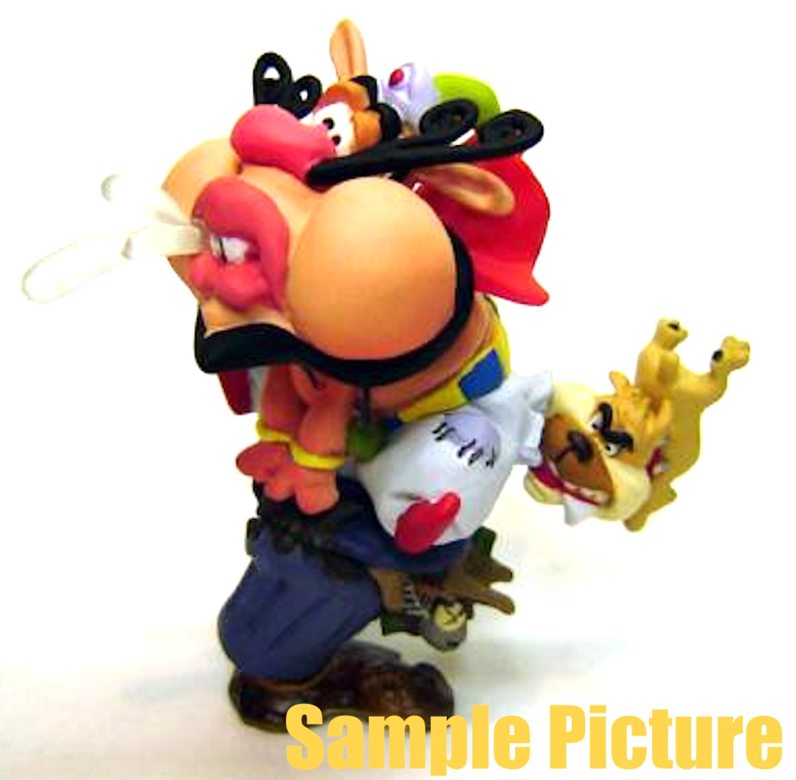 The Genie Family Hakushon Daimaoh Miniature Diorama Figure #2 JAPAN ANIME