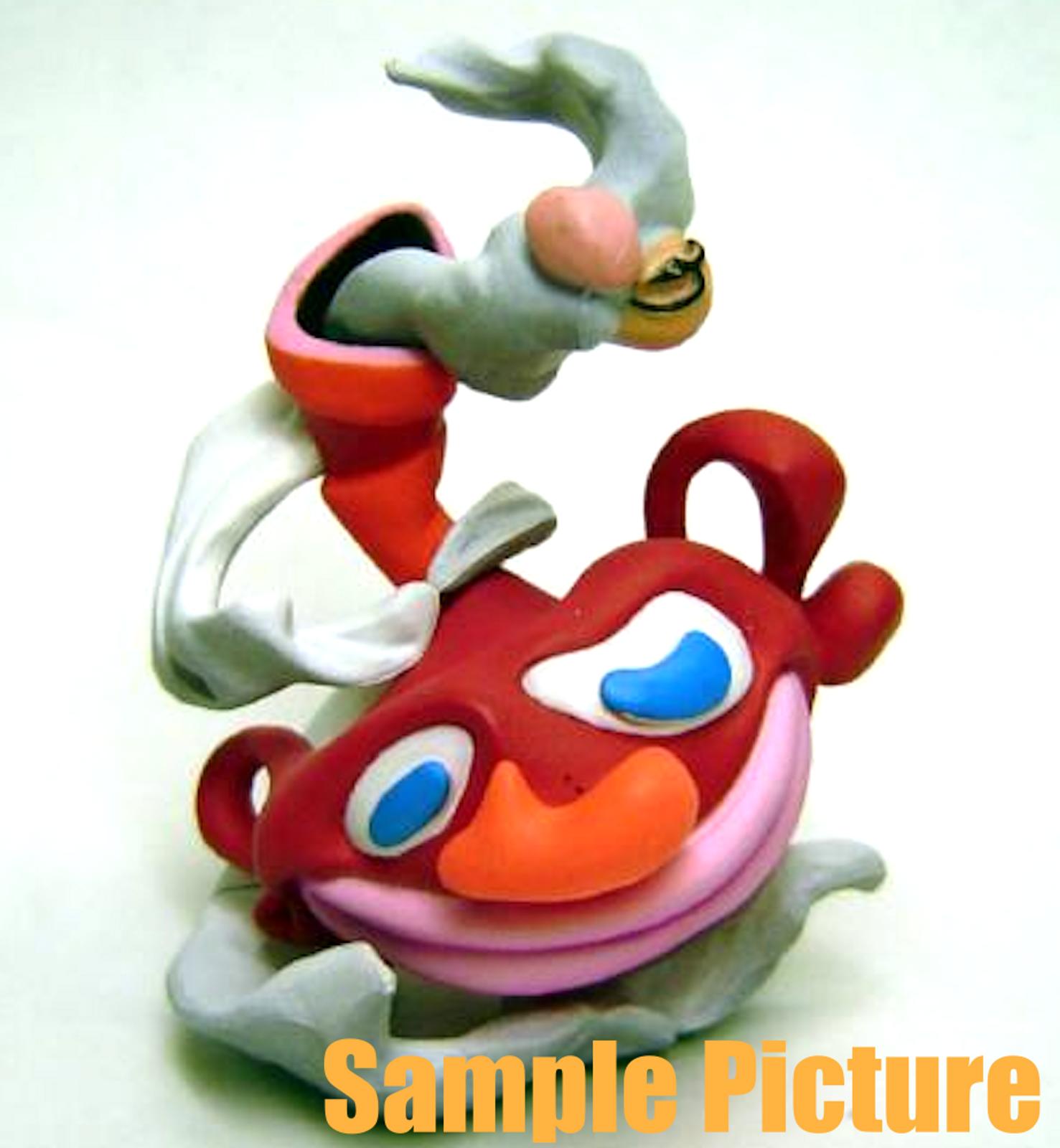 The Genie Family Hakushon Daimaoh Miniature Diorama Figure #5 JAPAN ANIME