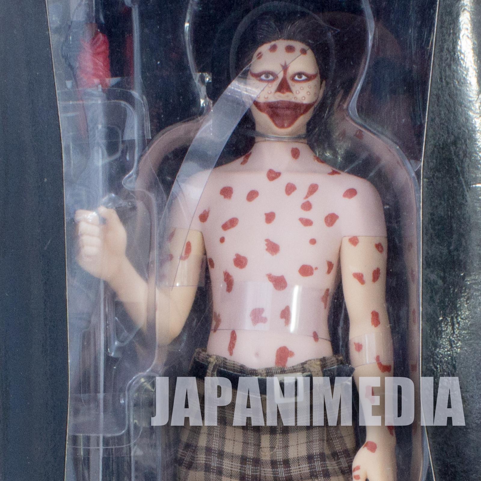 Dragon Head Nobuo RAH Figure Medicom Toy Takayuki Yamada JAPAN ANIME