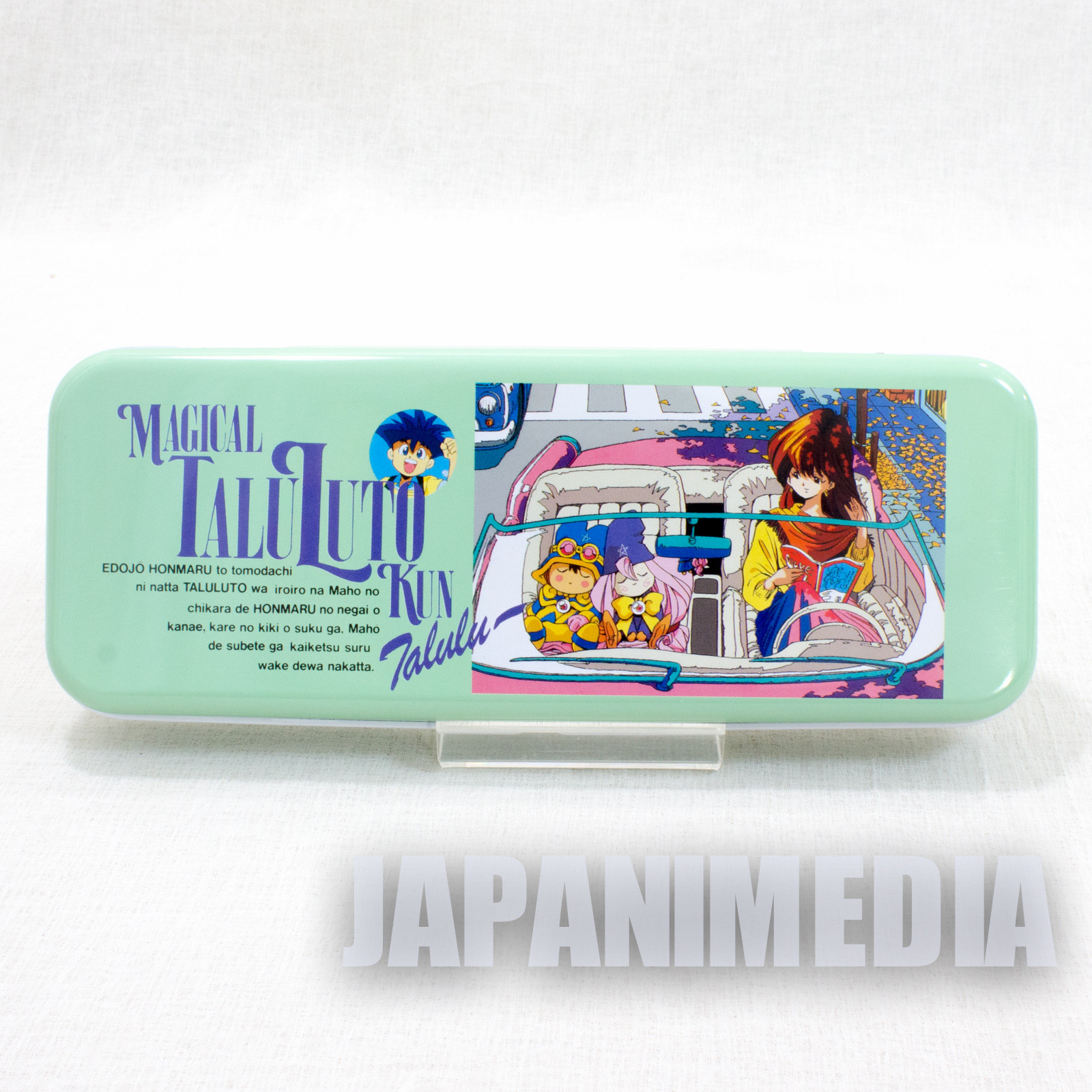 Magical Taruruto Kun Can Pen Case 1 JAPAN ANIME MANGA