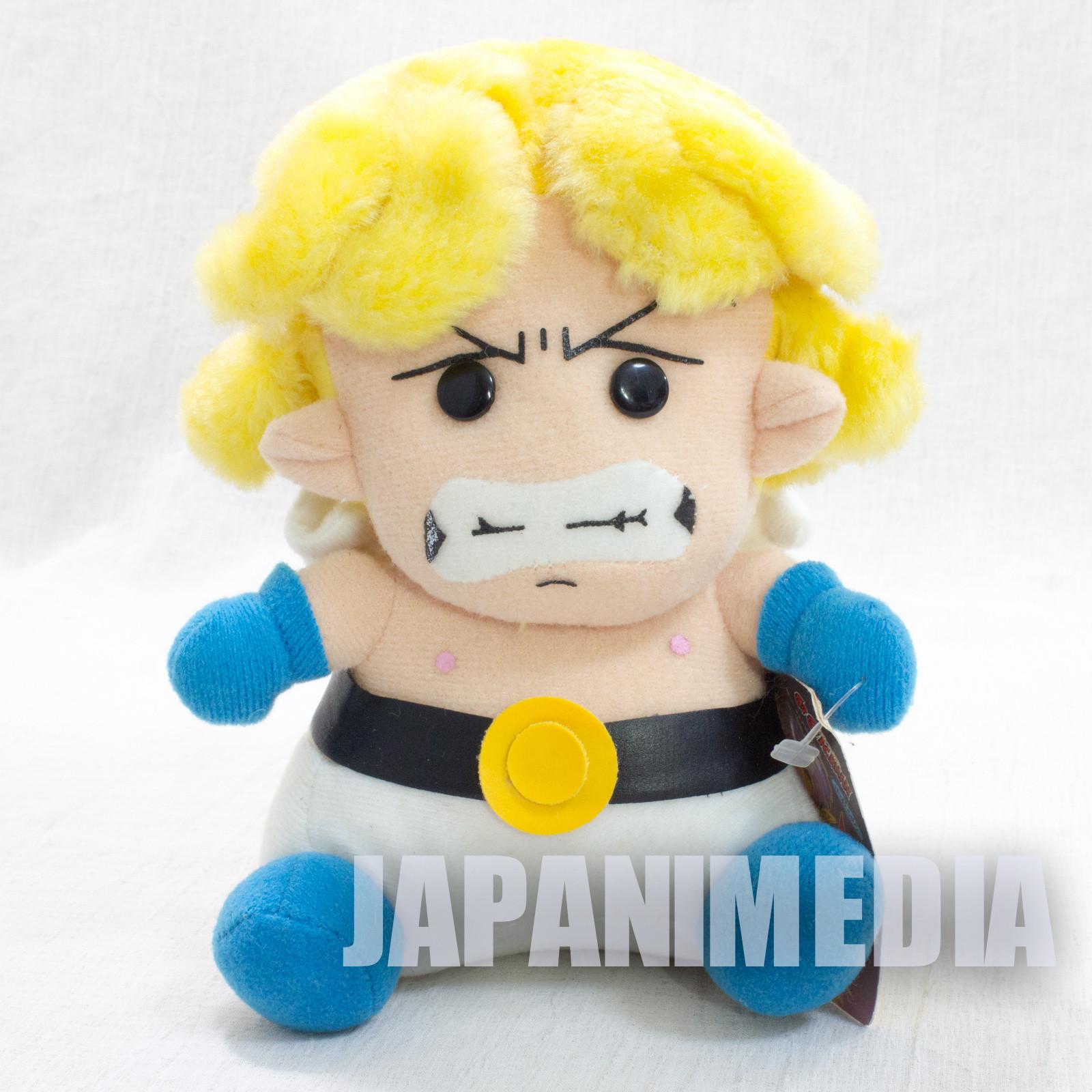 Go! Go! Ackman TENSHI-KUN Plush Doll V-JUMP Toriyama Akira JAPAN ANIME MANGA