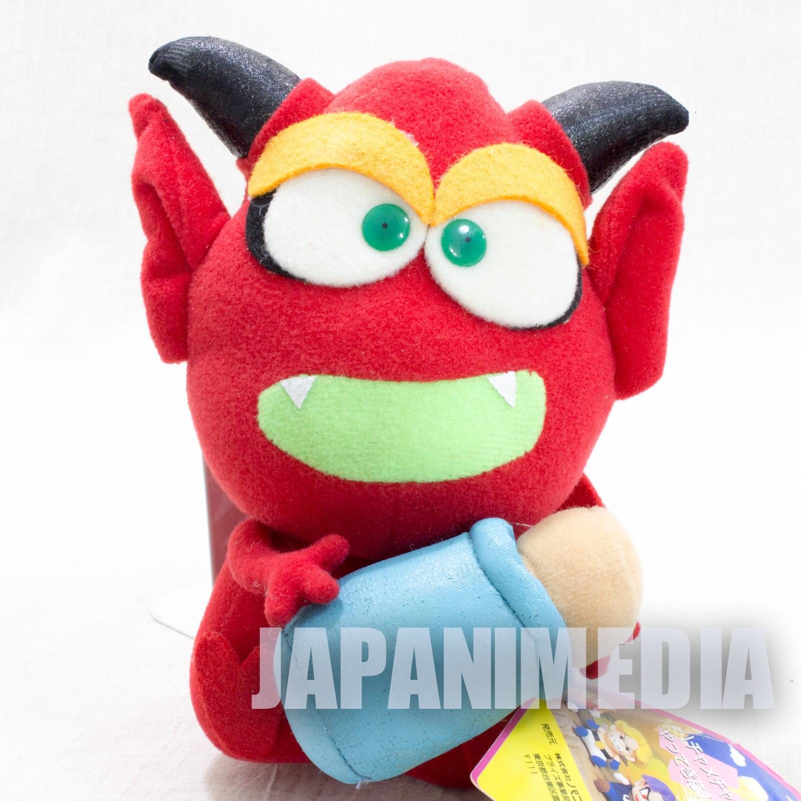 Go! Go! Ackman GORDON Plush Doll V-JUMP Toriyama Akira JAPAN ANIME MANGA