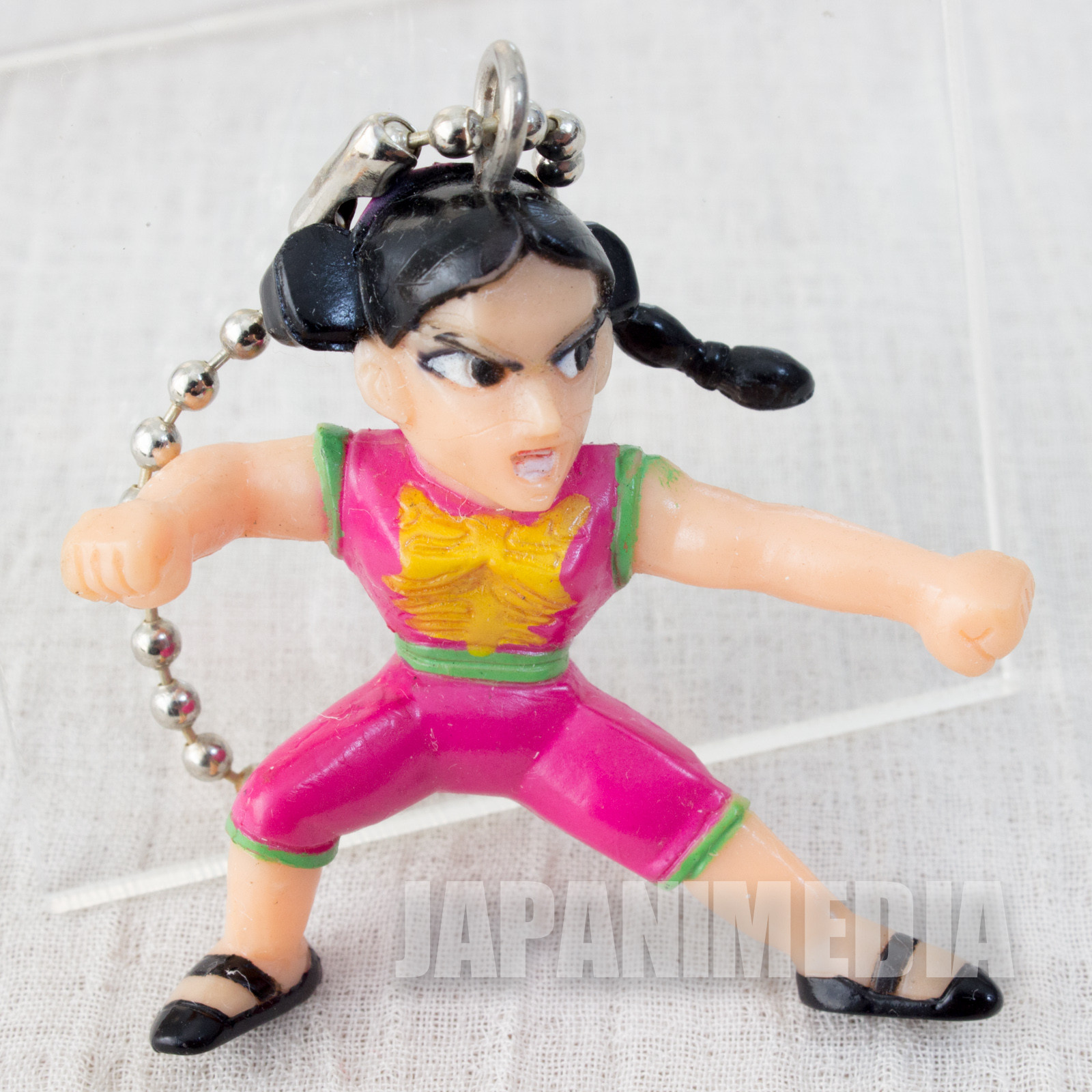 Virtua Fighter Pai Chan Figure Keychain SEGA JAPAN GAME
