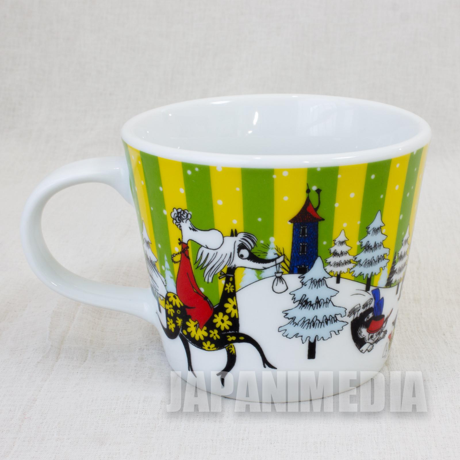 Moomin Soup Mug KFC Japan