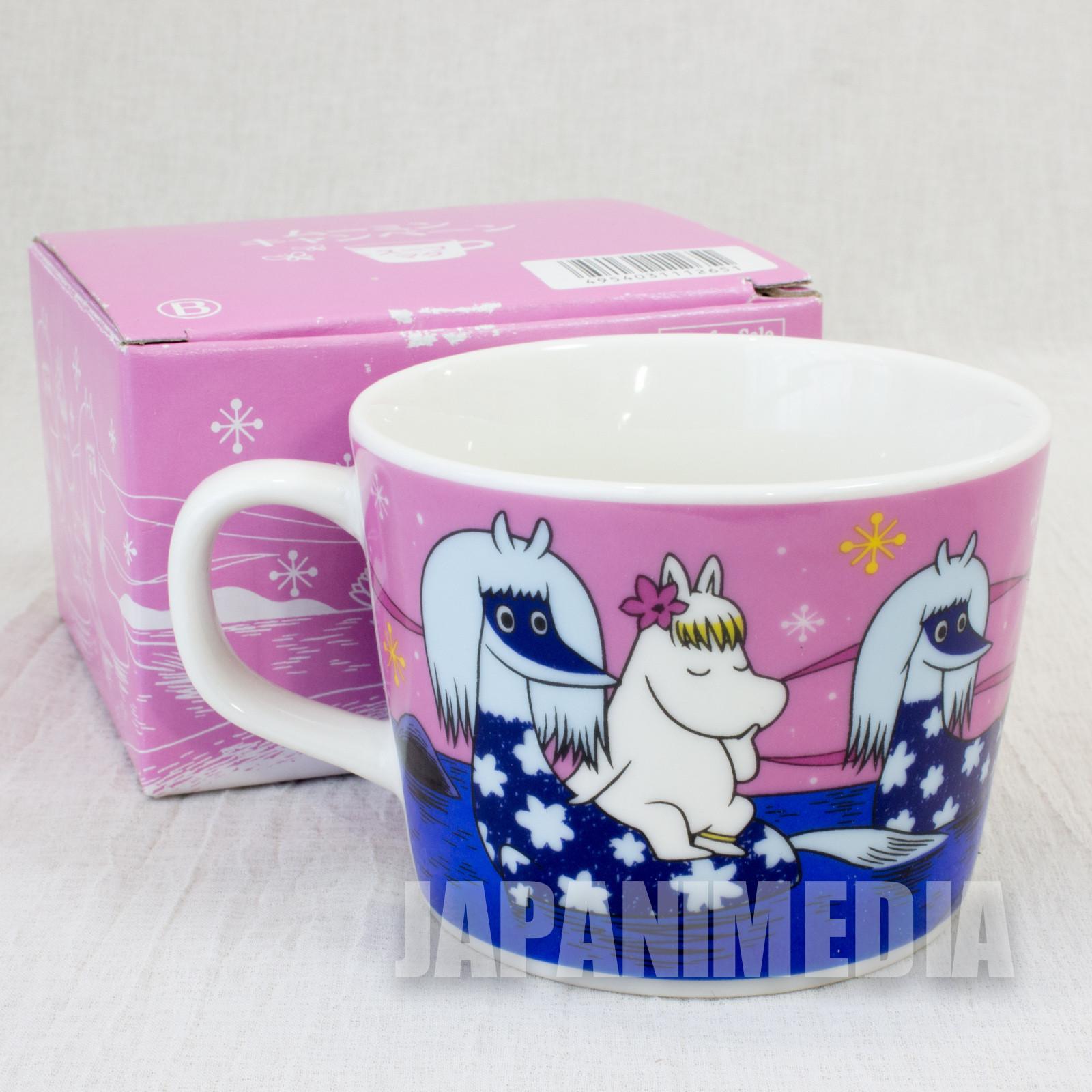 Moomin Soup Mug #B Circle K Sunkus Japan