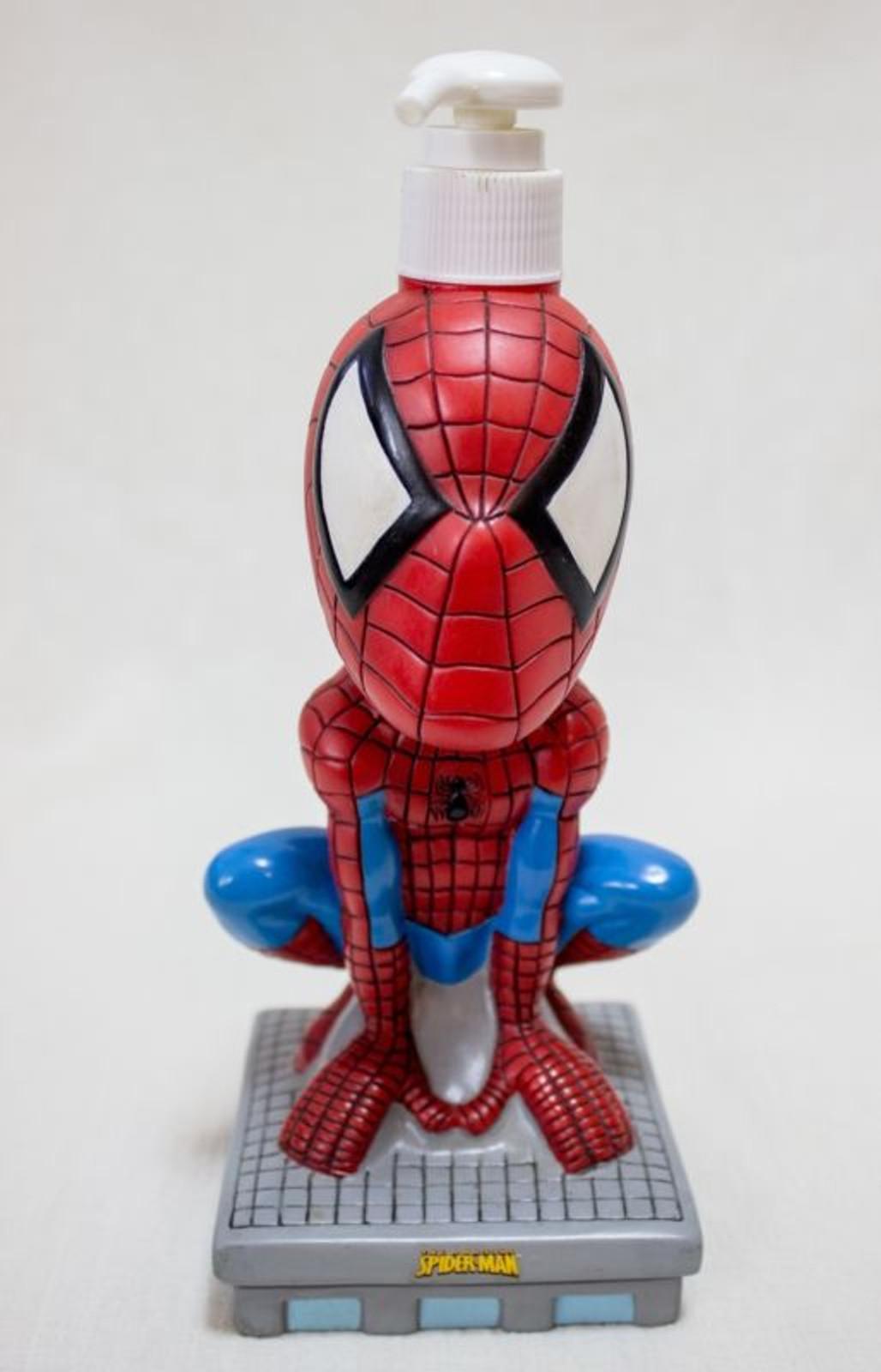 Spiderman Hand Soap Bottle Marvel