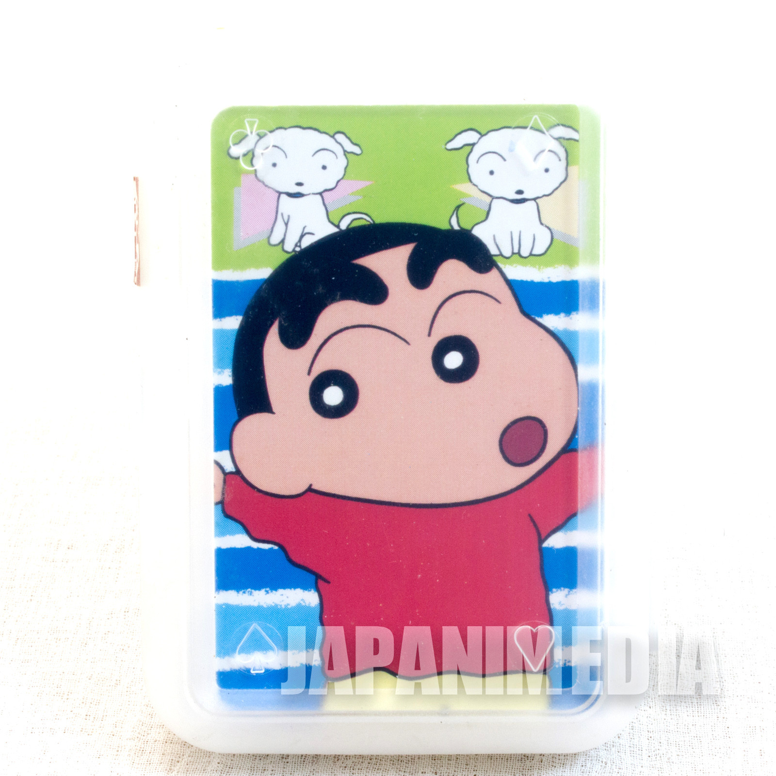 Crayon Shin-chan Small Size Playing Card Trump JAPAN ANIME