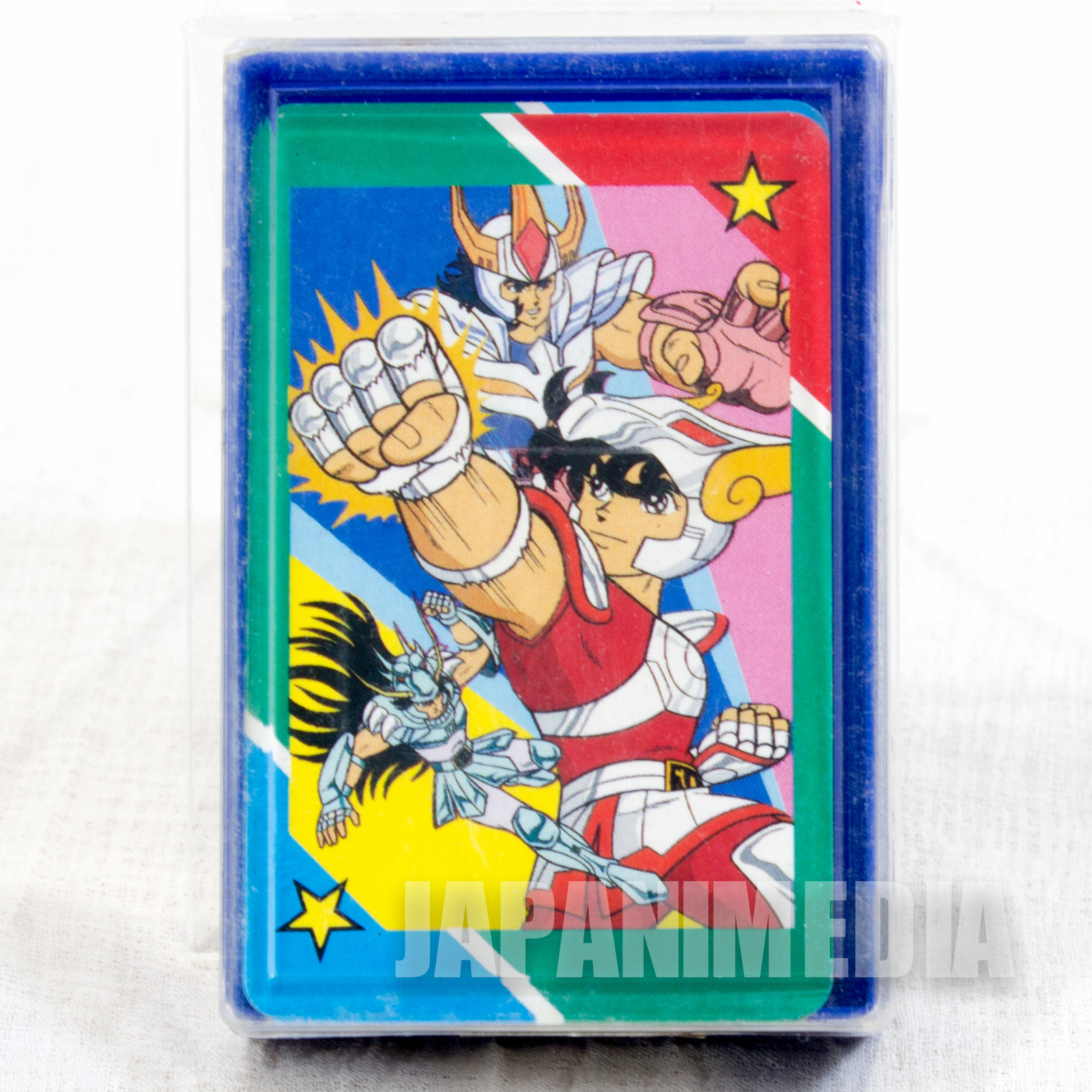 Saint Seiya Small Size Playing Cards Trump JAPAN ANIME MANGA