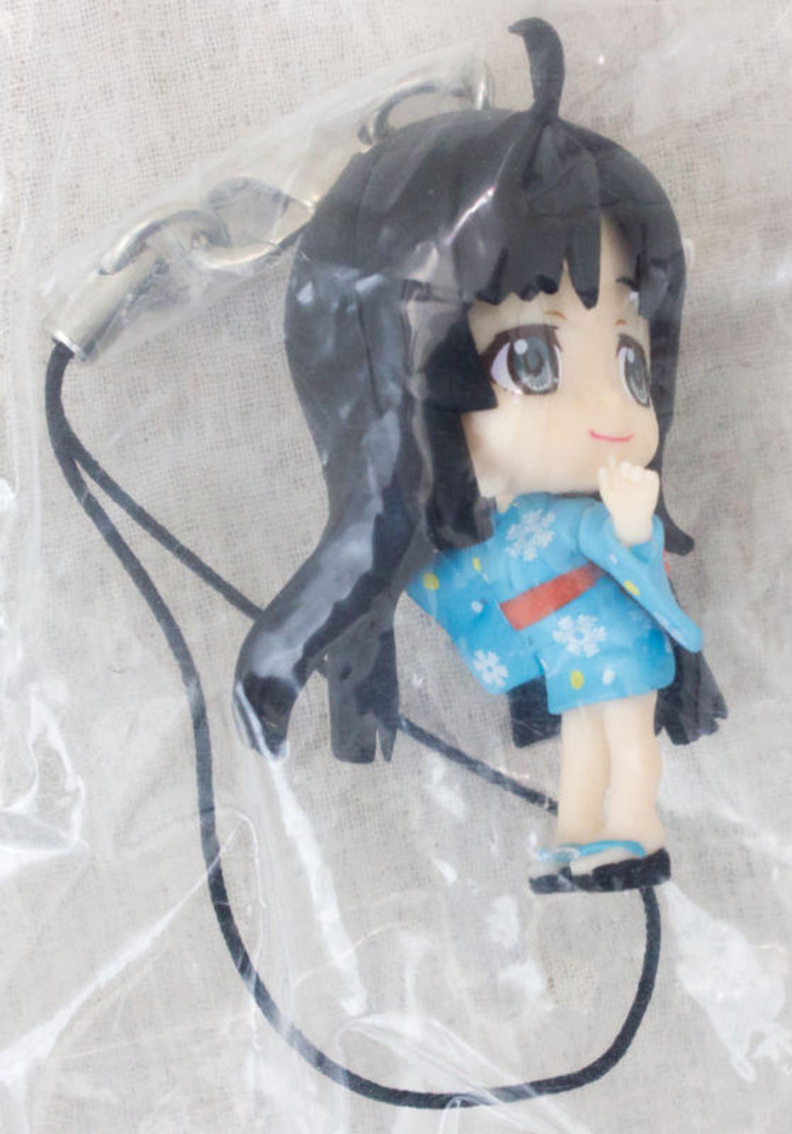 Tsukimonogatari Tsukihi Araragi Figure Strap JAPAN ANIME Monogatari (series)
