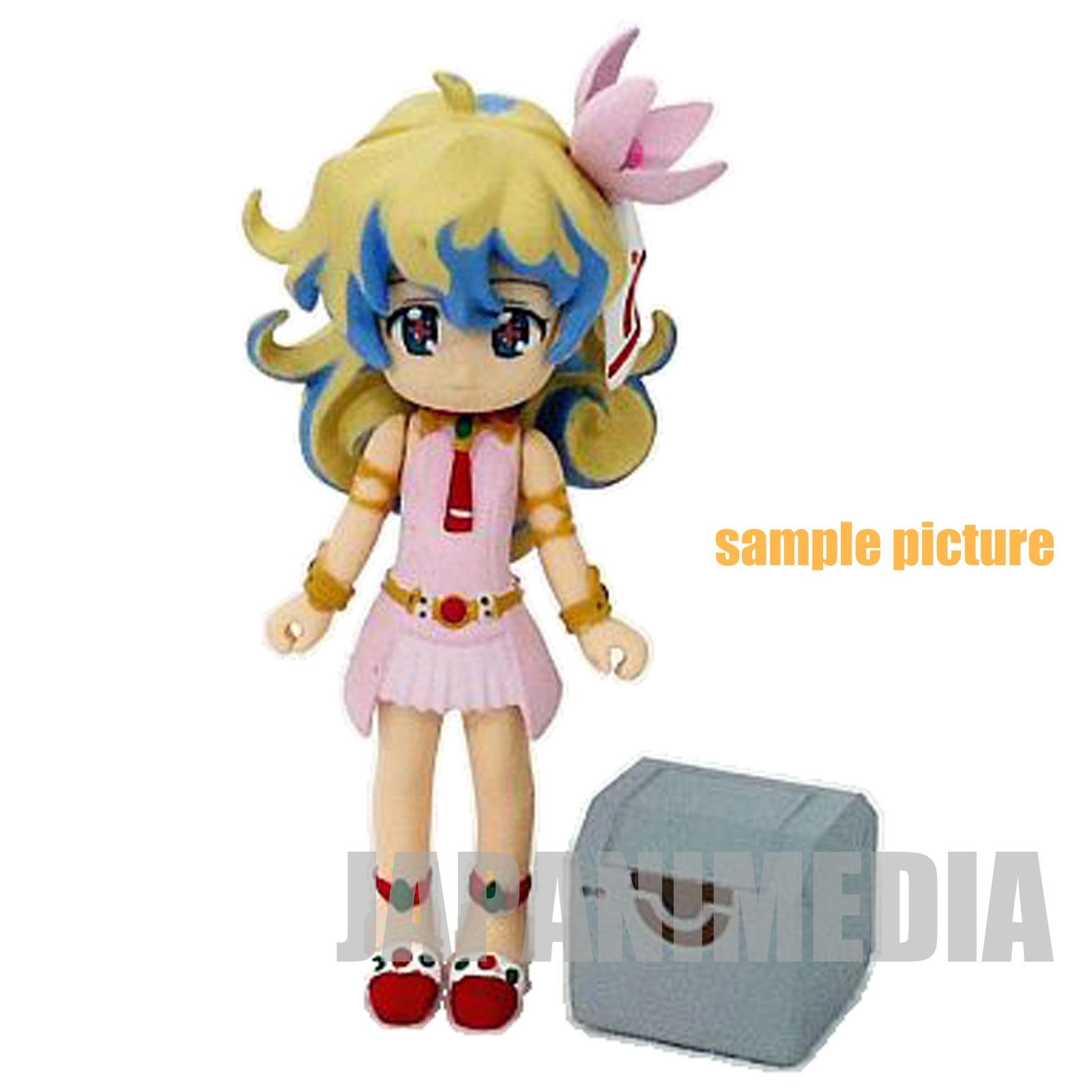 "Gurren Lagann Nia  3"" Mini Figure & Card JAPAN ANIME MANGA 2"