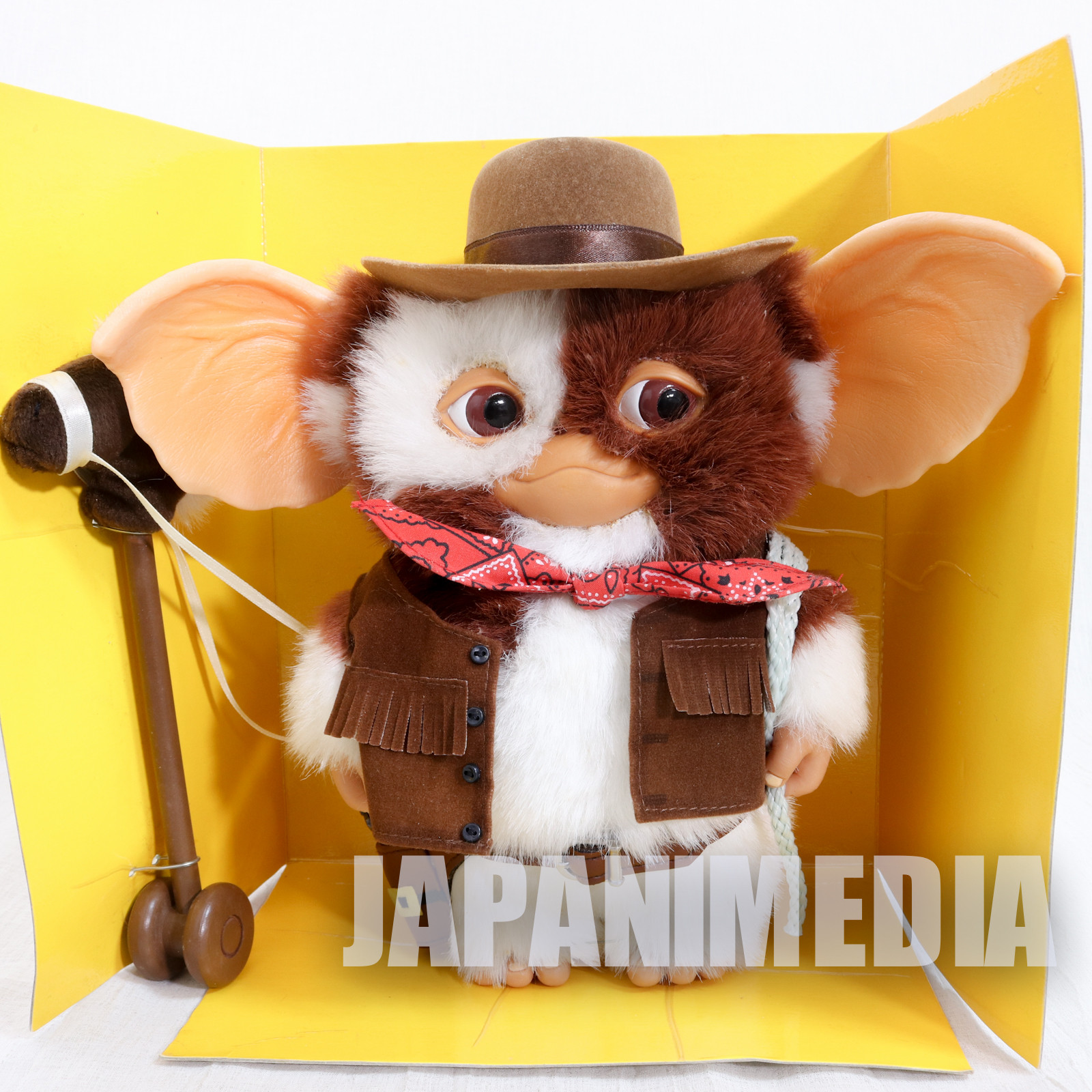 Gremlins 2 Gizmo Figure Cowboy Gunman Ver. 2400 Limited Jun Planning JAPAN