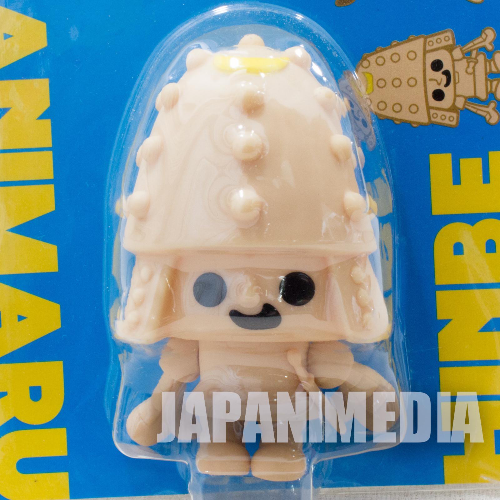RARE! Ooi Hanimaru Soft Vinyl Figure NHK JAPAN NHK TV