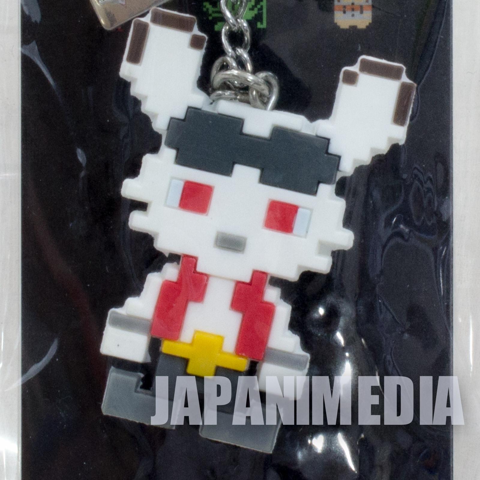 Summer Wars King Kazuma Mascot Strap Parco City JAPAN ANIME