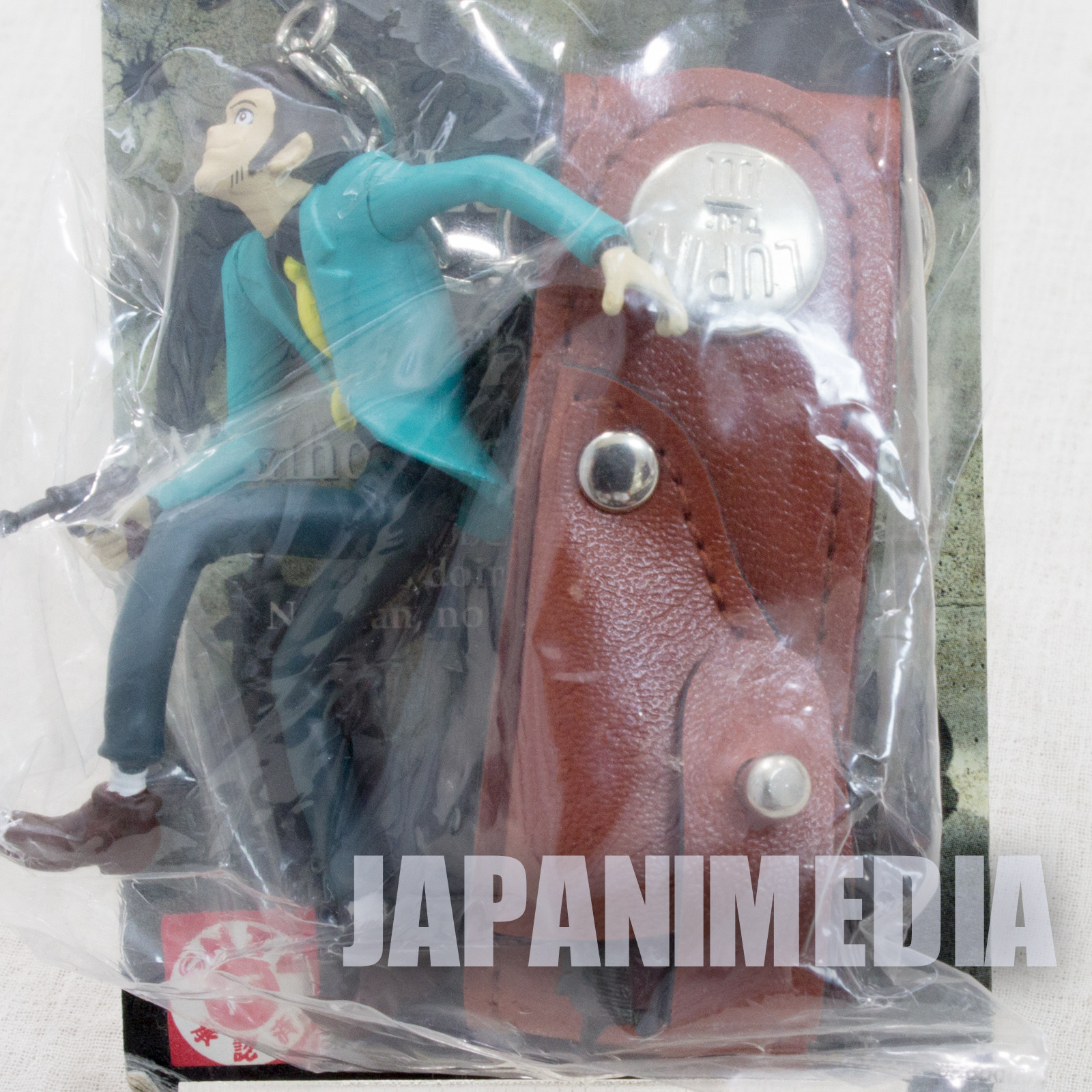 Lupin the Third (3rd) LUPIN Figure Holster Belt Strap Banpresto JAPAN
