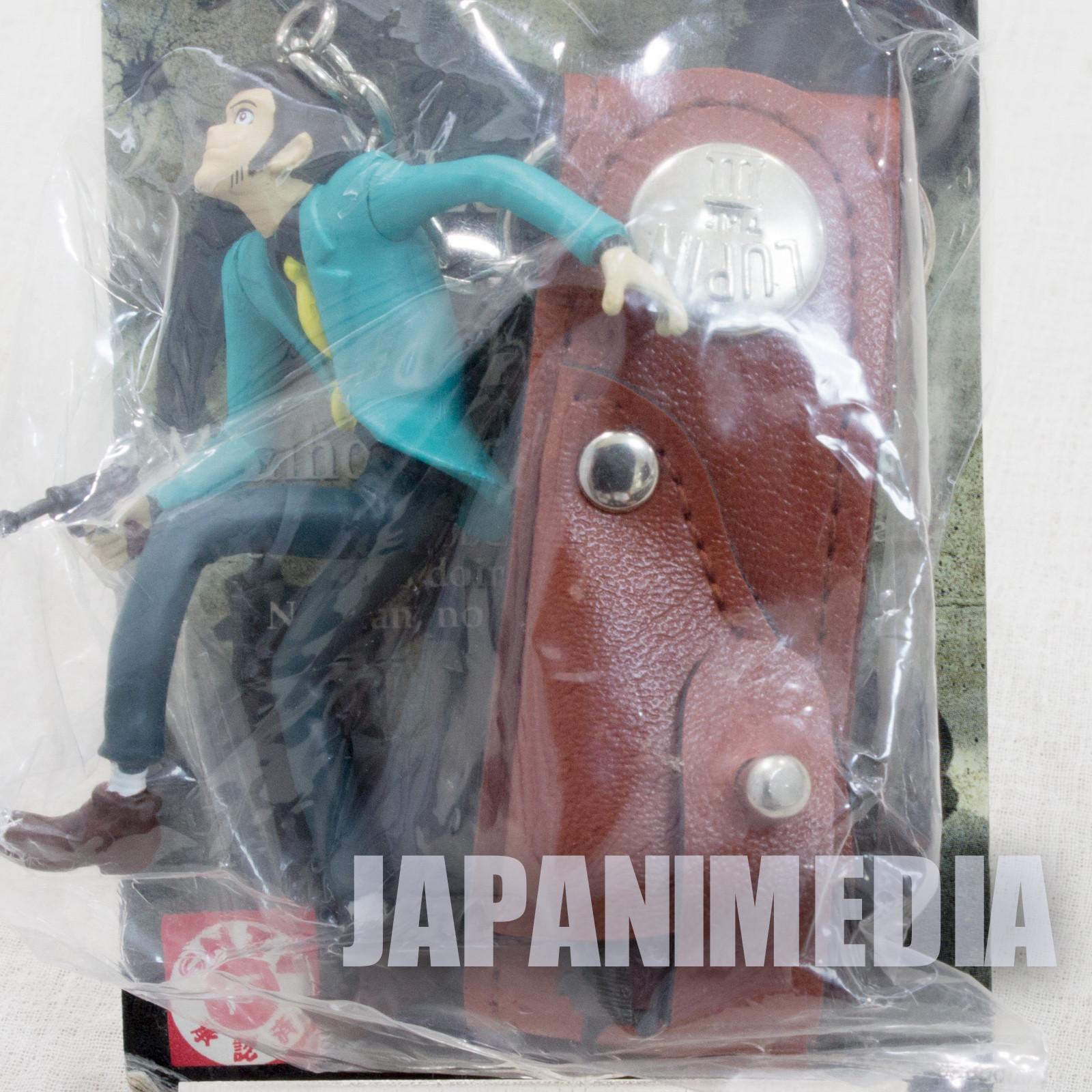 Lupin the Third (3rd) LUPIN Figure Holster Belt Strap Banpresto JAPAN