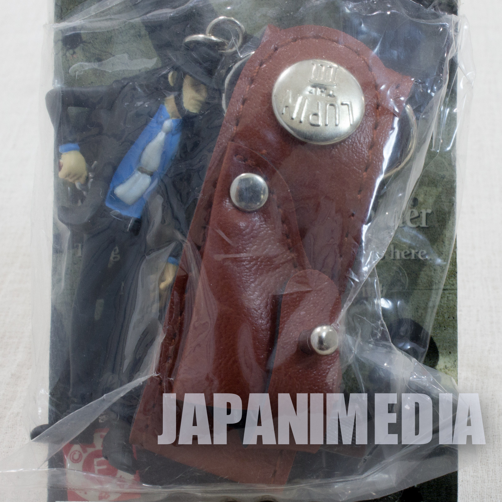 Lupin the Third (3rd) Jigen Daisuke Figure Holster Belt Strap Banpresto JAPAN