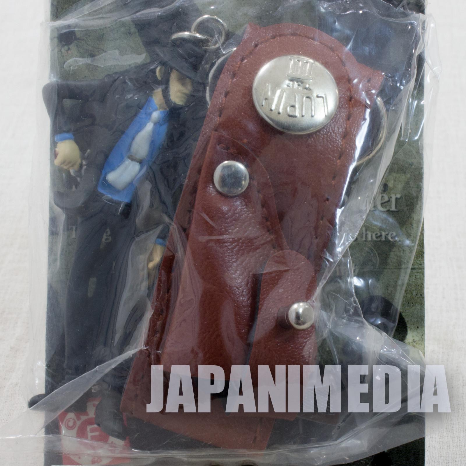 Lupin the Third (3rd) Jigen Daisuke Figure Holster Belt Strap Banpresto JAPAN