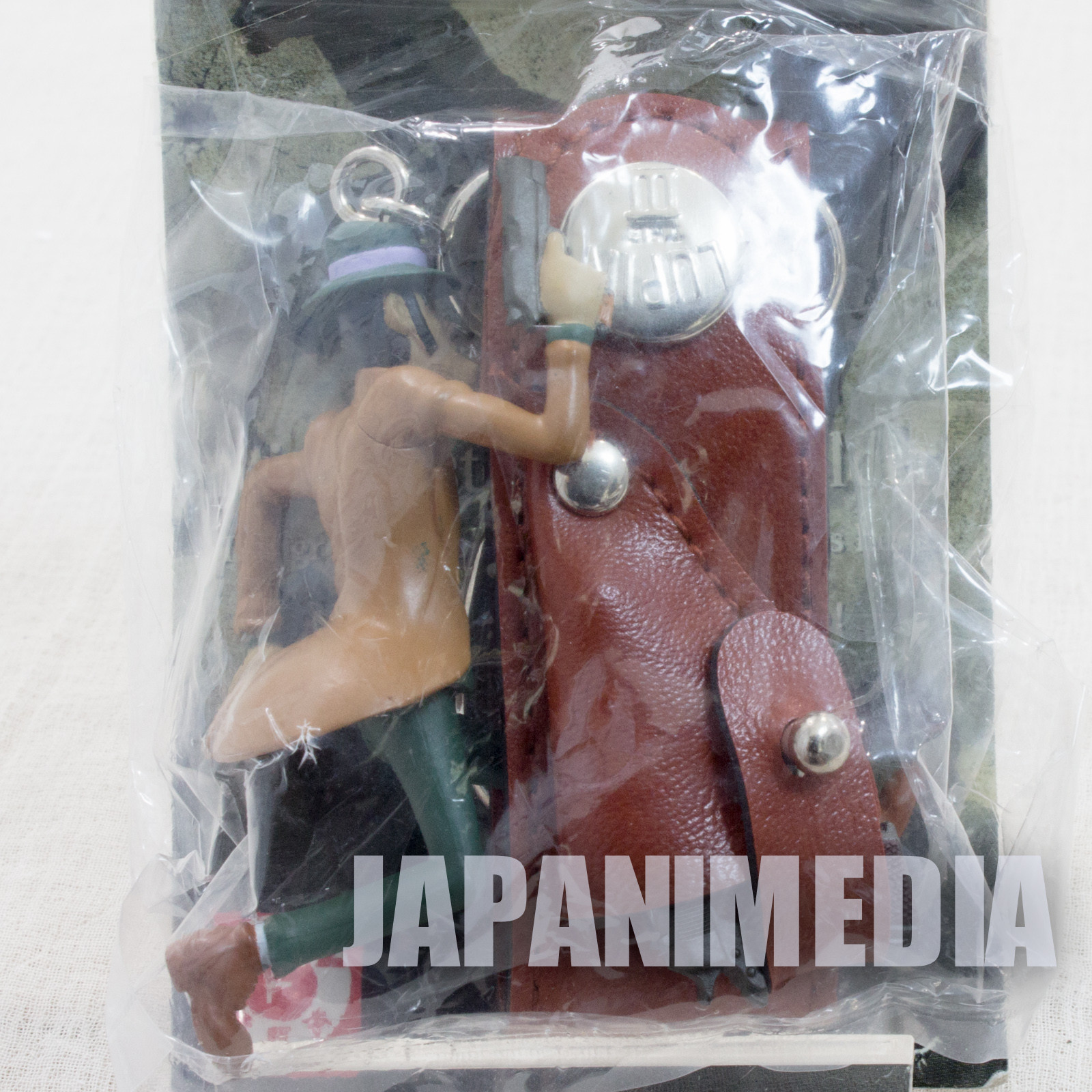 Lupin the Third (3rd) Zenigata Figure Holster Belt Strap Banpresto JAPAN