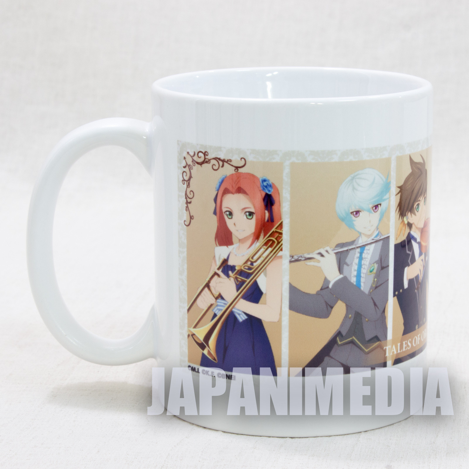 Tales of the Orchestra Concert 2016 Mug JAPAN ANIME