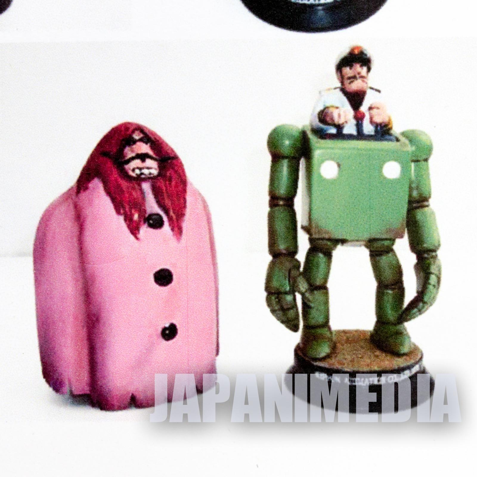 Future Boy Conan Disguised Robonoid Resin Cast Model Kit