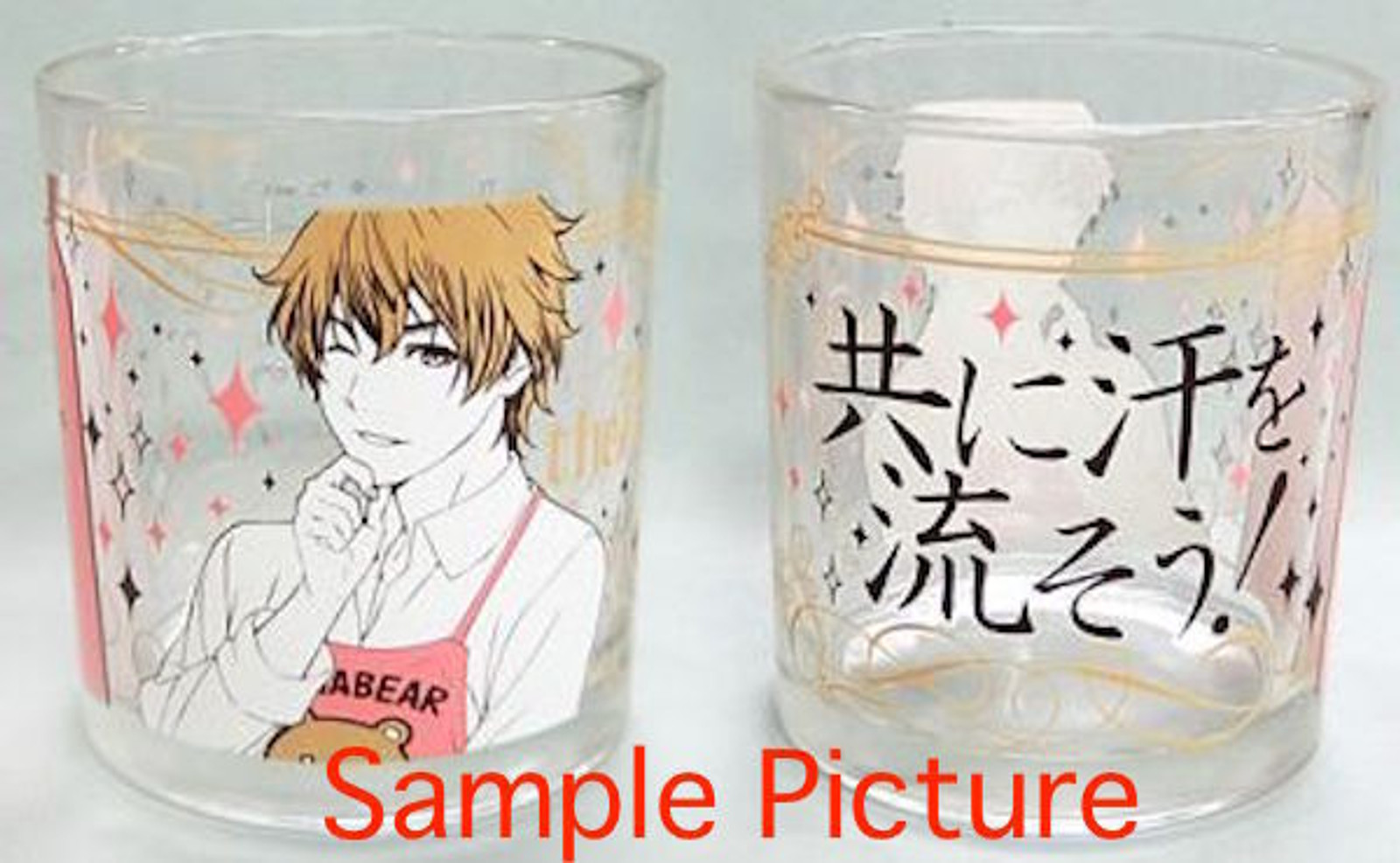 Food Wars!: Shokugeki no Soma Rock Glass Satoshi Isshiki FuRyu JAPAN ANIME MANGA