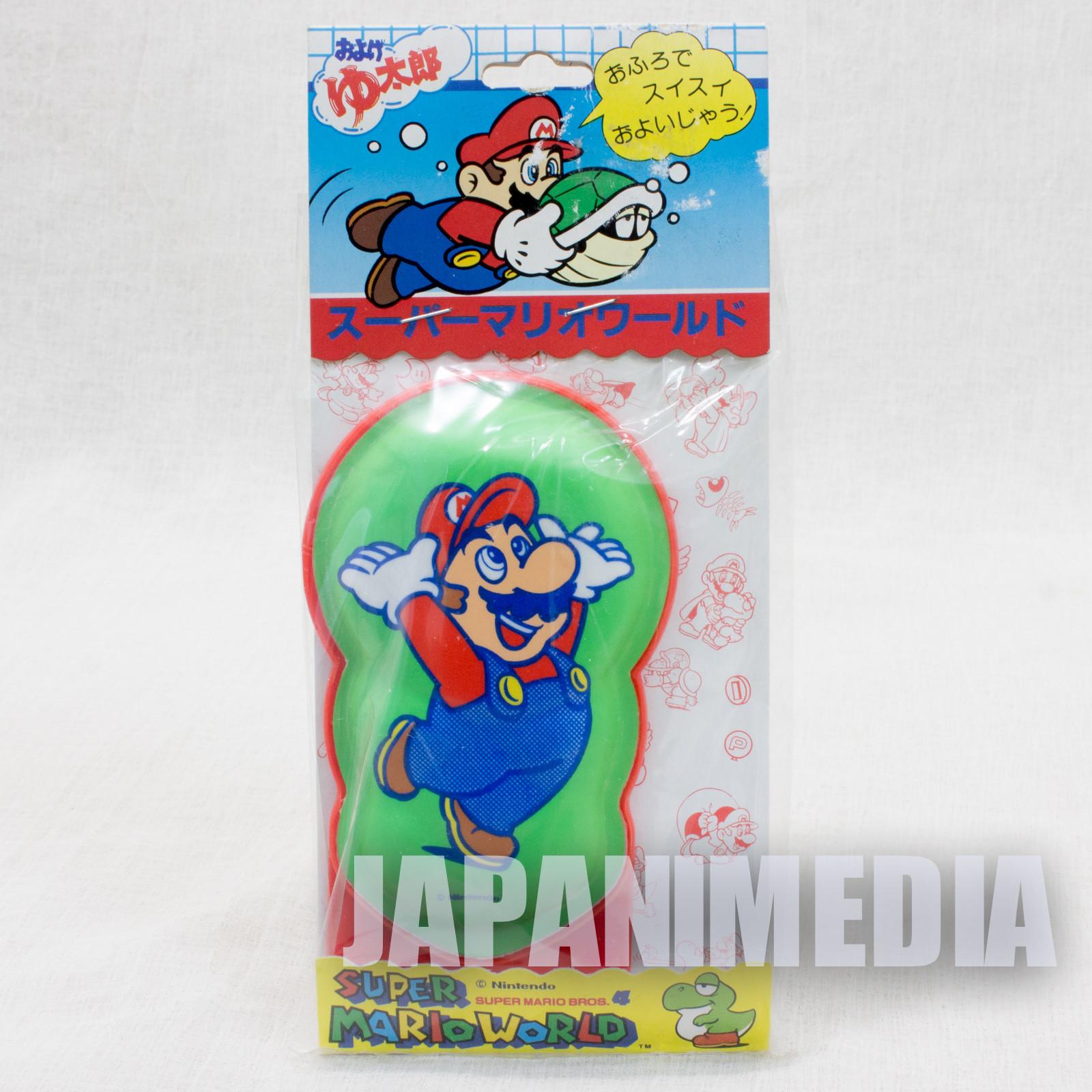 Retro RARE Super Mario World Both Toy Tsukuda Hobby JAPAN NINTENDO